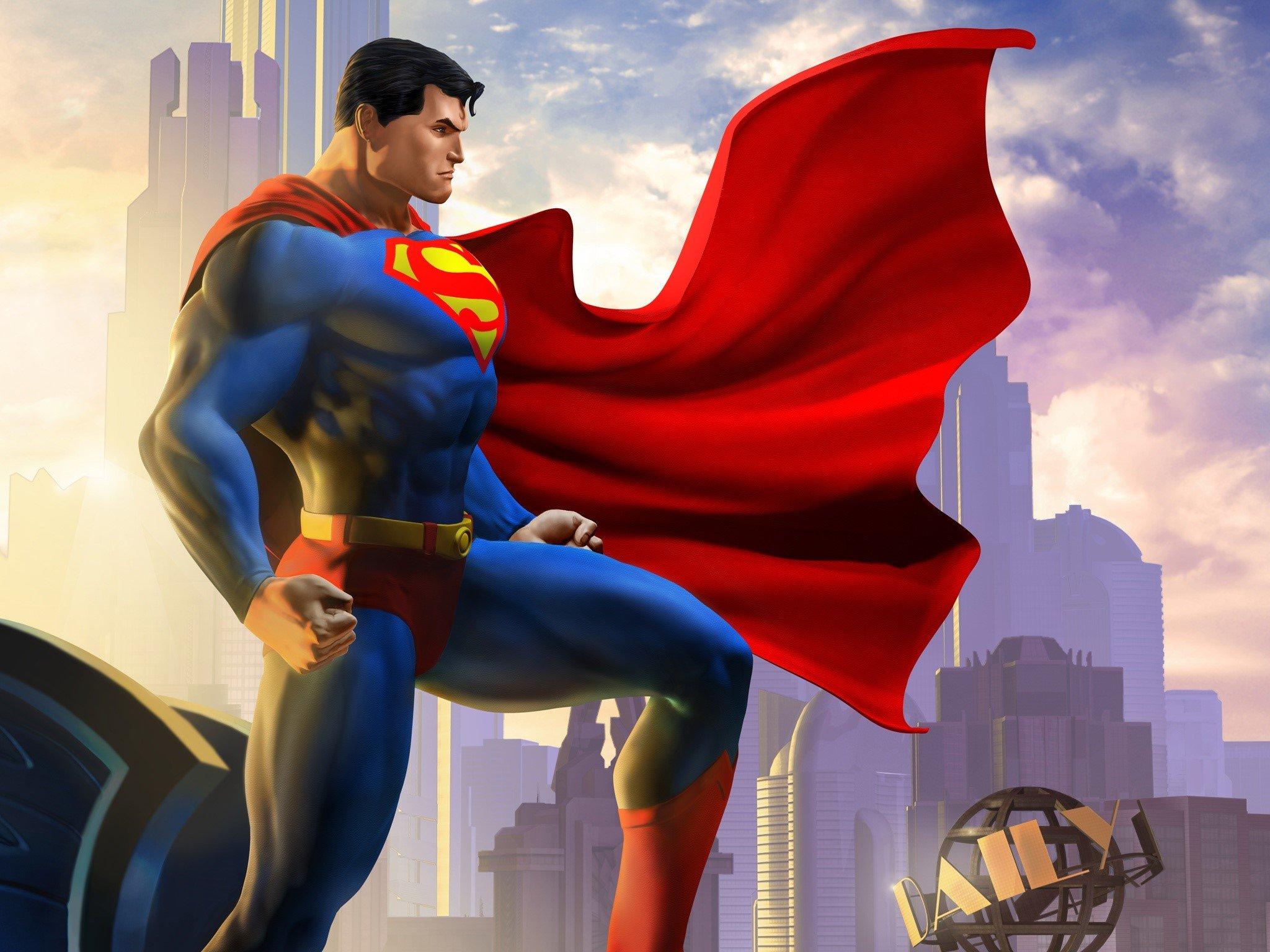 Wallpaper Superman