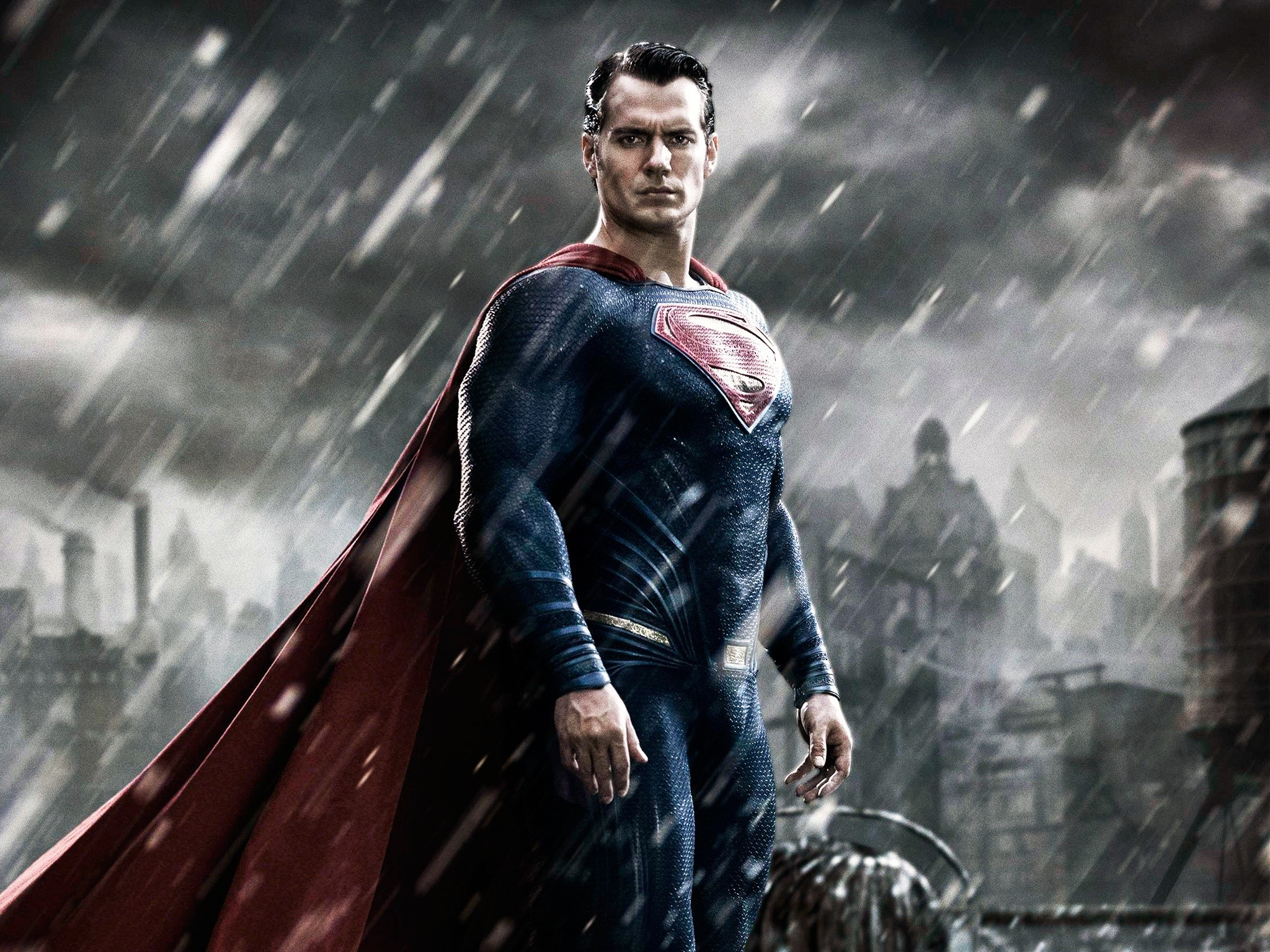 Fondos de pantalla Superman en Batman vs Superman Dawn of justice