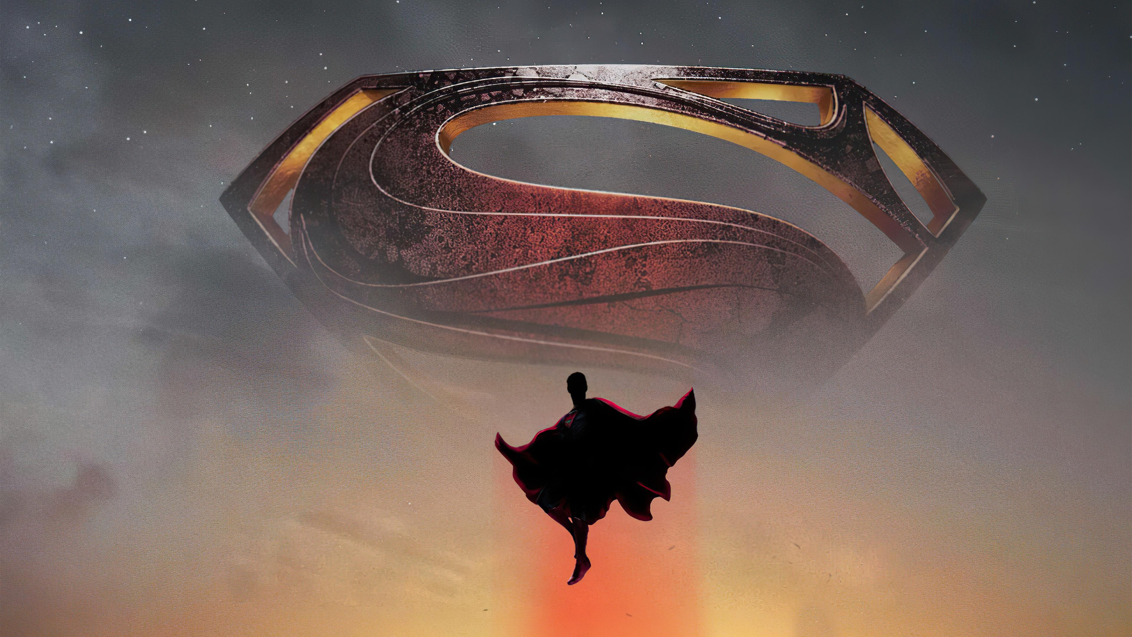 Wallpaper Superman Eternals Poster