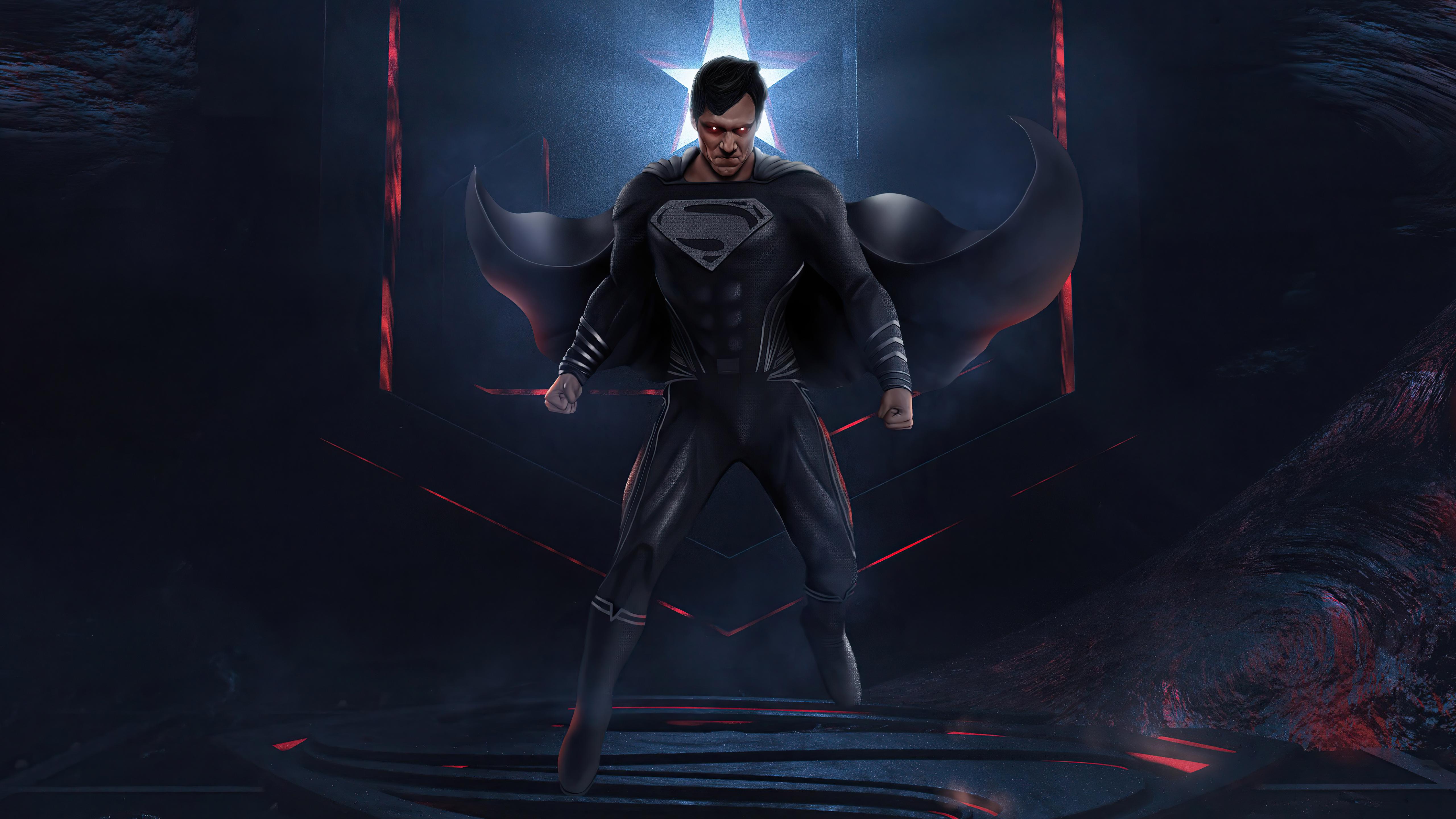 Wallpaper Superman Fanart 2021
