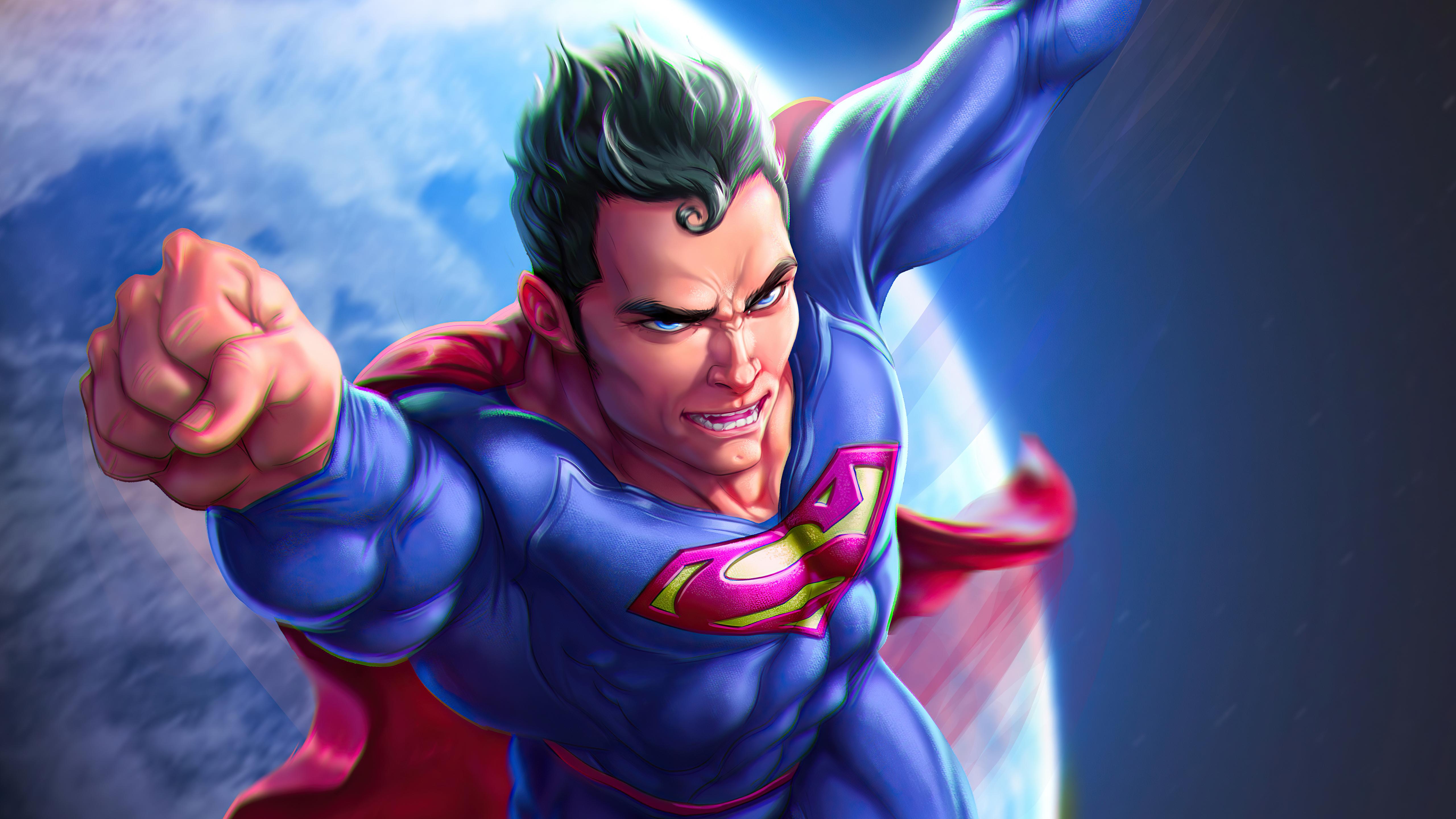 Fondos de pantalla Superman Fuera del mundo