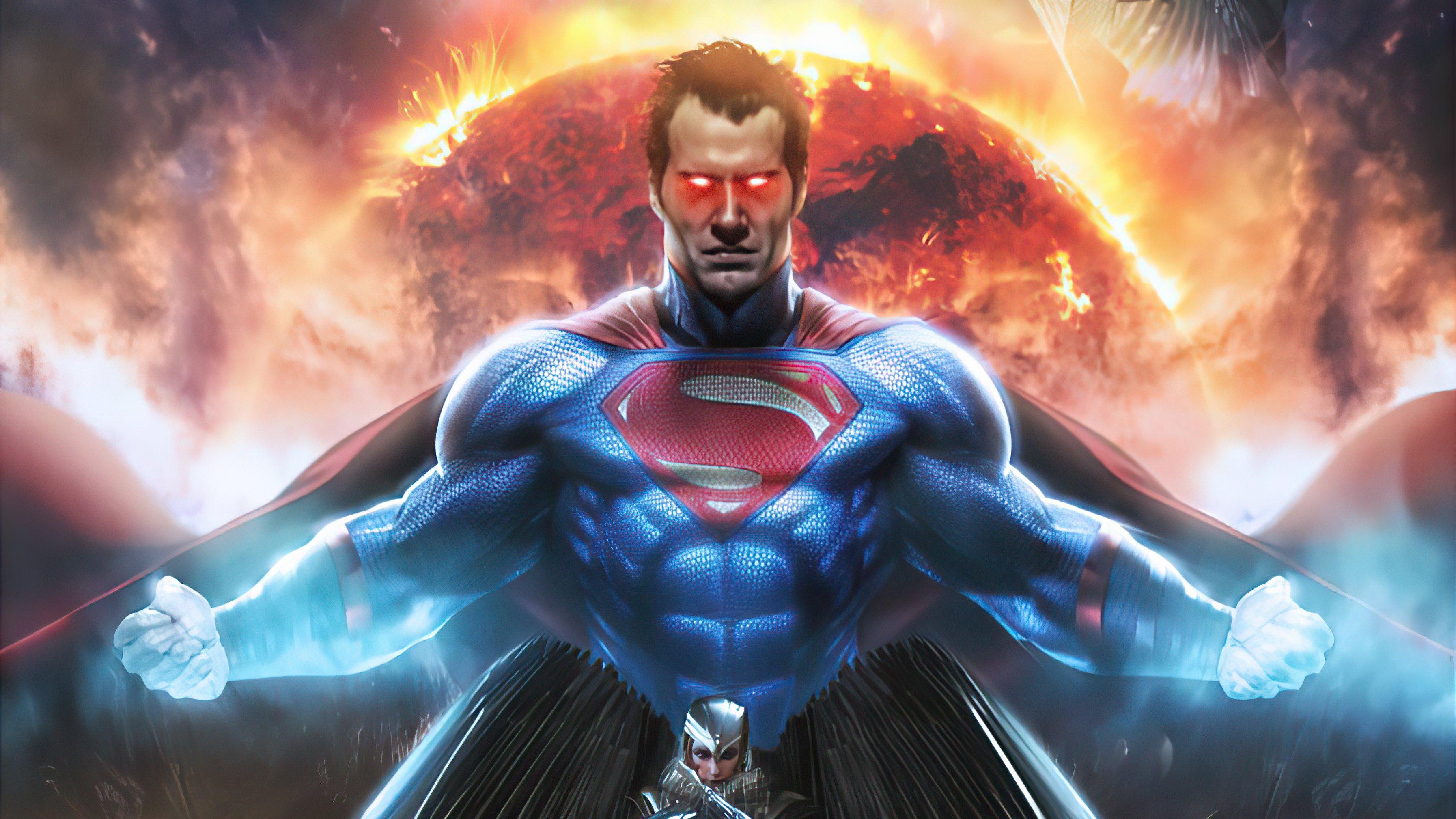 Fondos de pantalla Superman Hombre de acero 2020