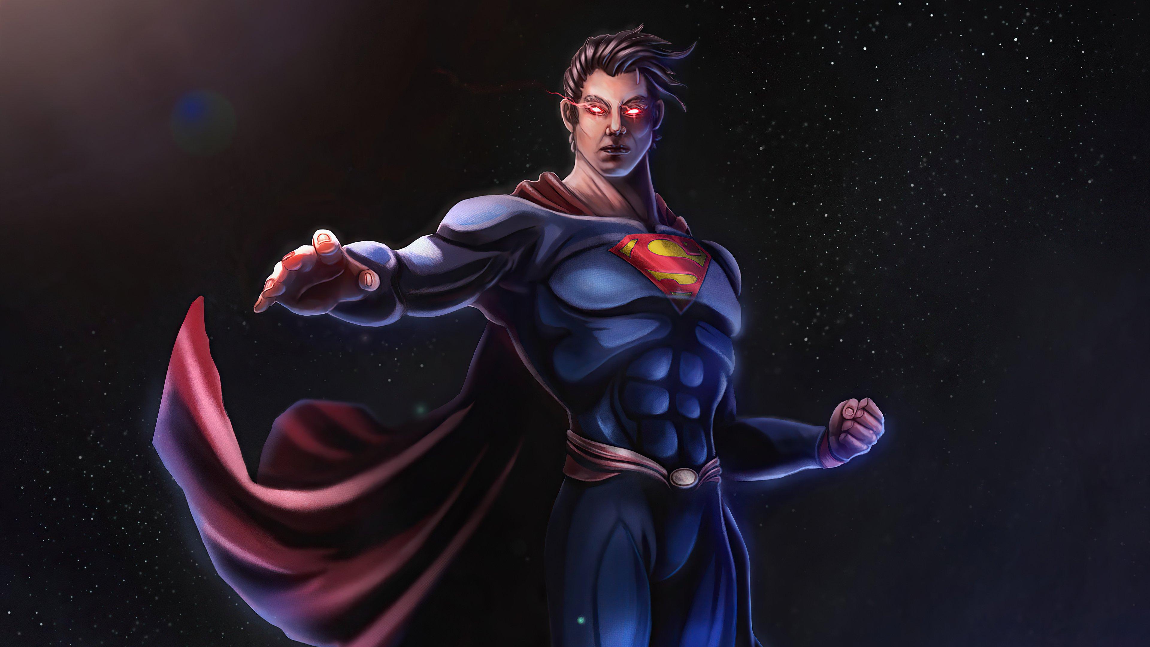 Wallpaper Superman Man of steel Comic Art