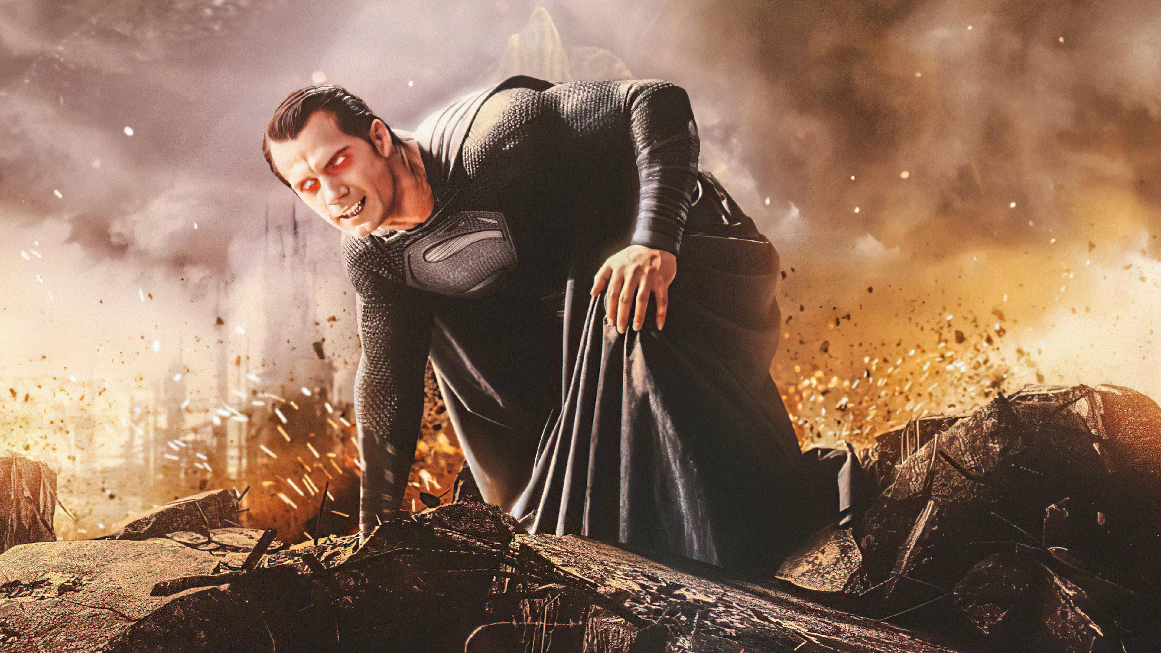 Fondos de pantalla Superman Snyder cut