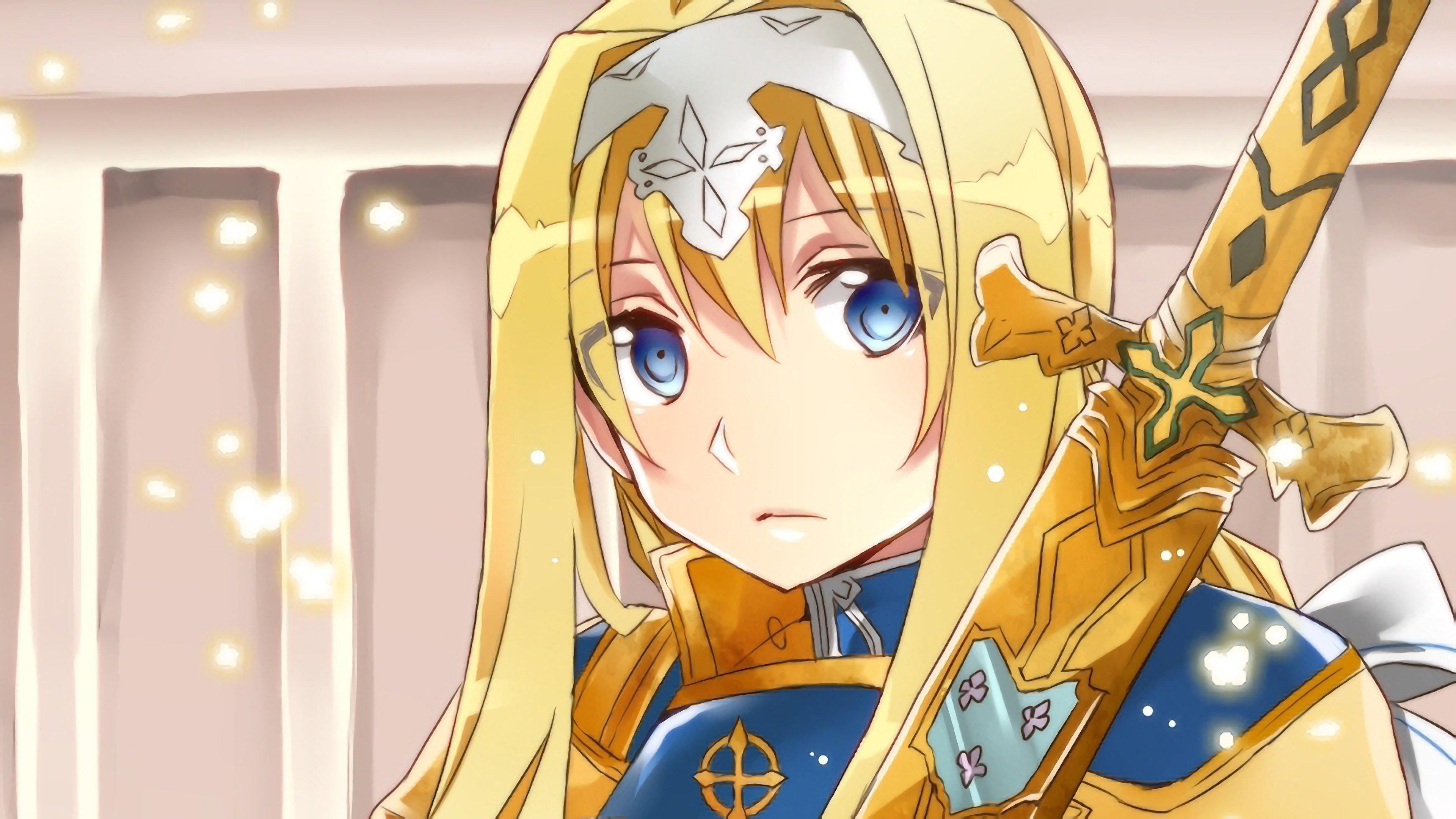 Fondos de pantalla Anime Sword art personaje Ali Sao