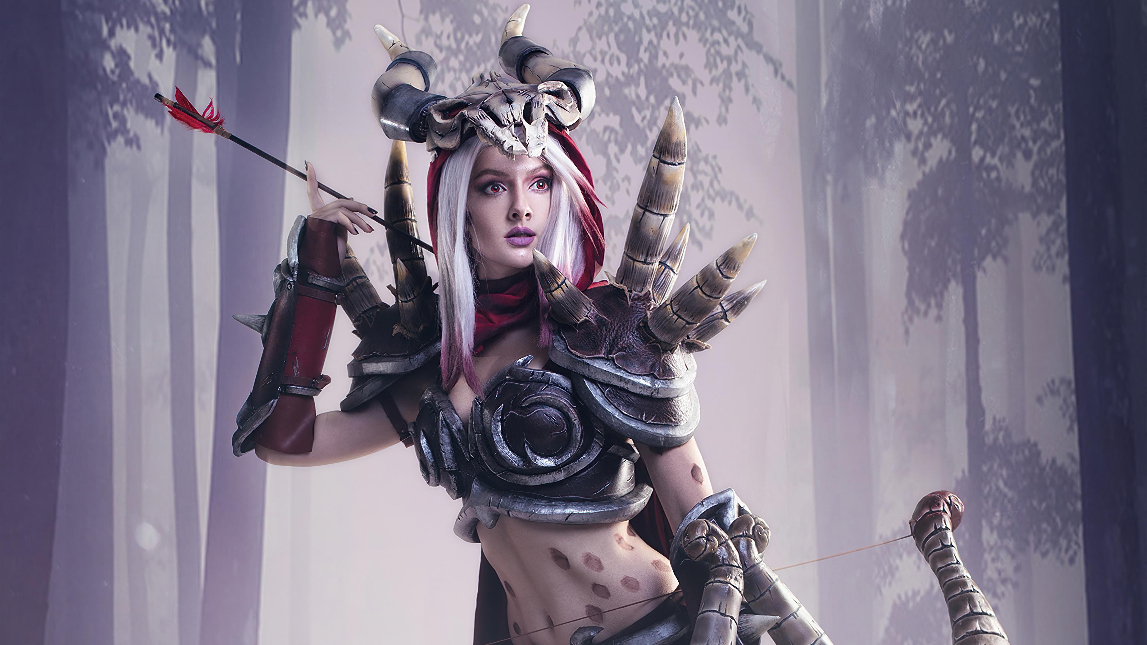 Fondos de pantalla Sylvanas Windrunner de Warcraft