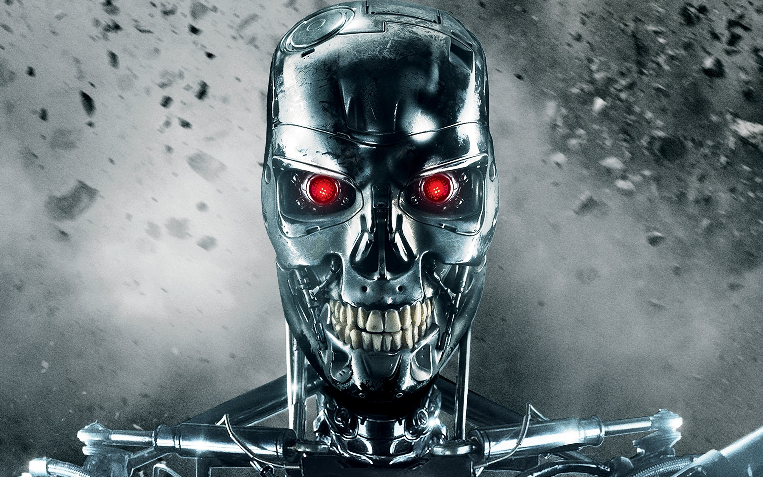 Wallpaper T 800 in Terminator Genesis