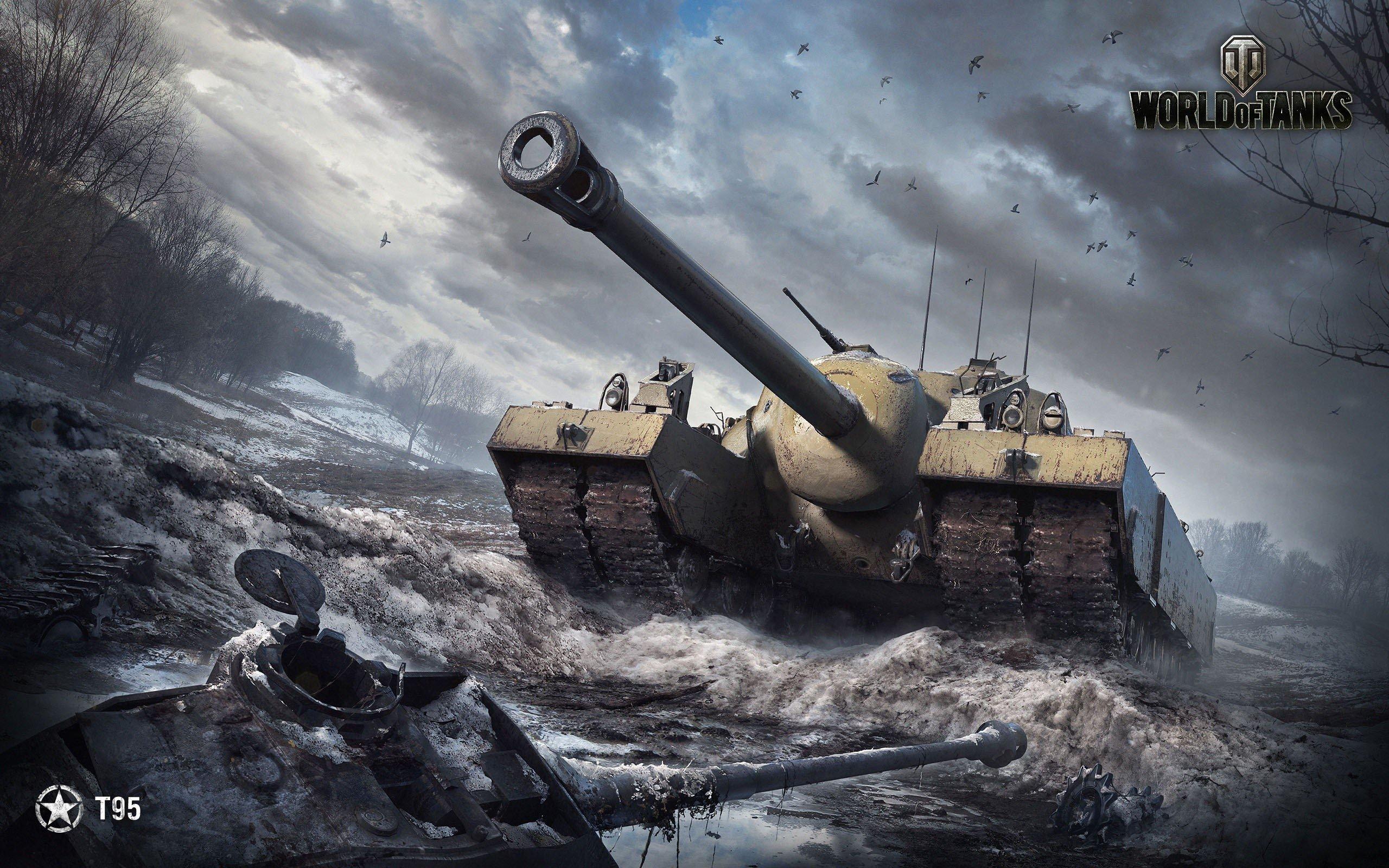 Fondos de pantalla T95 World Of Tanks