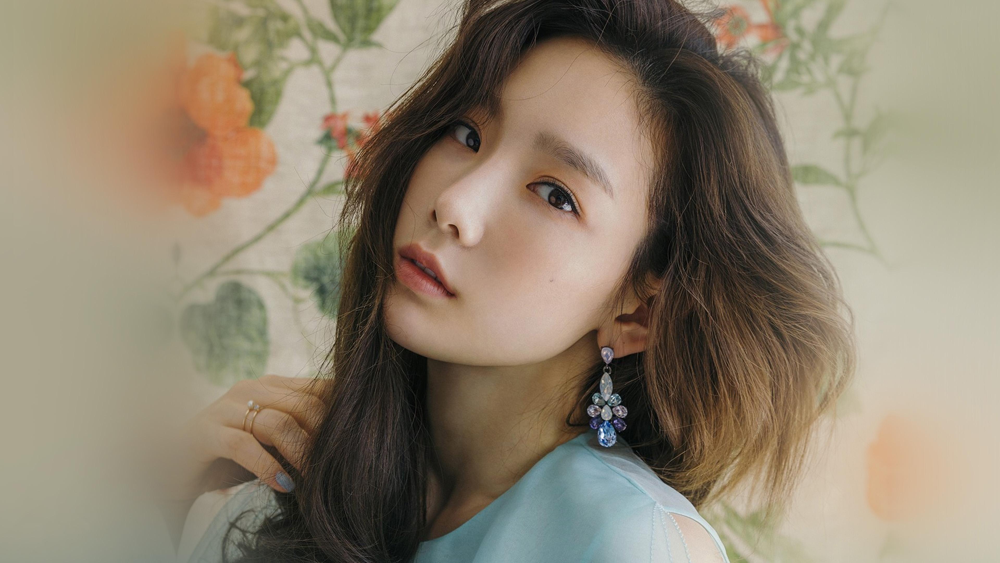 Fondos de pantalla Taeyeon cantante de kpop