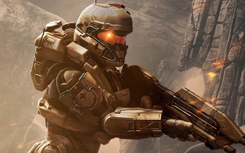 Fondo de pantalla de Tanaka de Halo 5 Guardians Imágenes