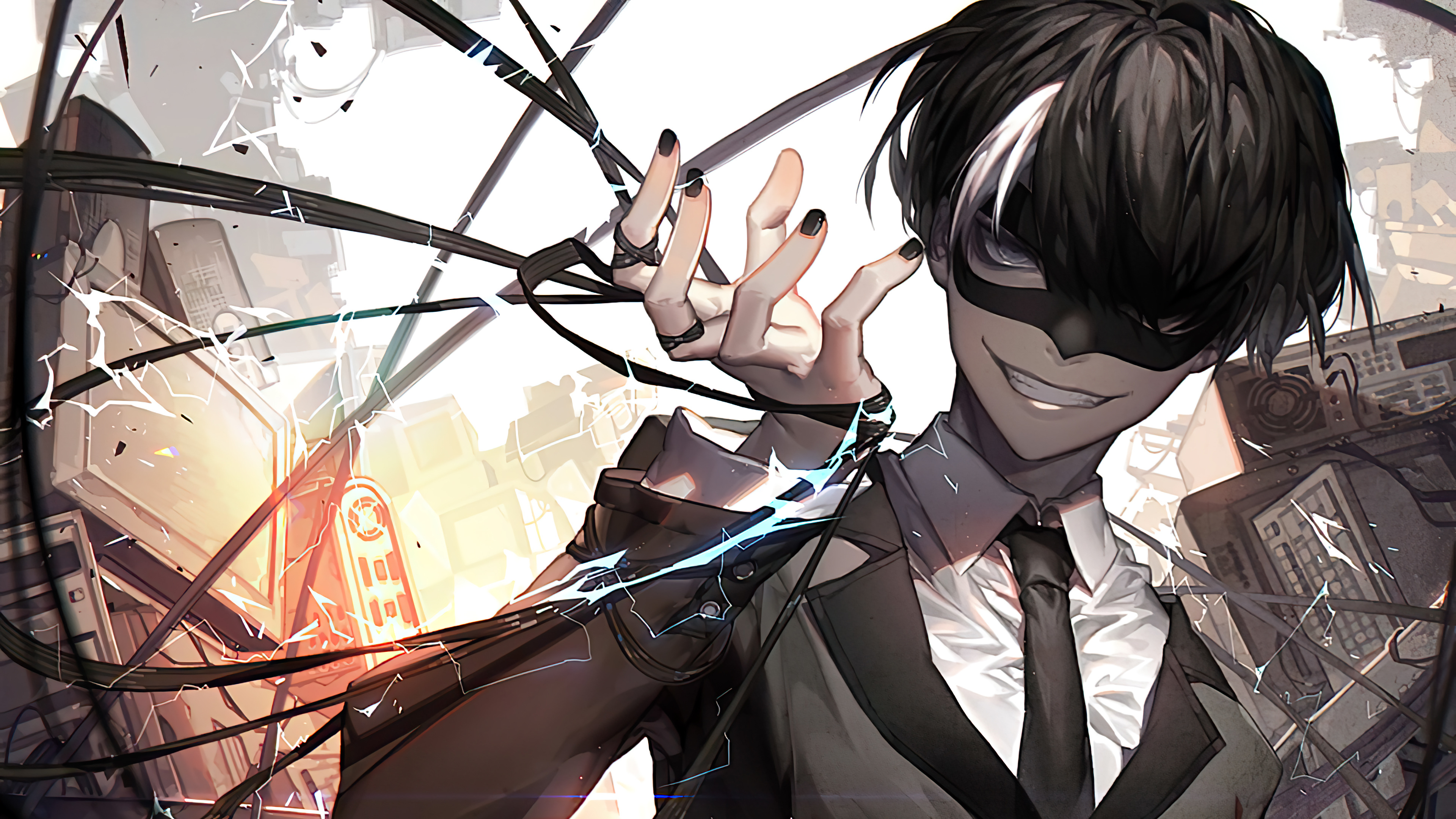 Fondos de pantalla Anime Tao de Noblesse