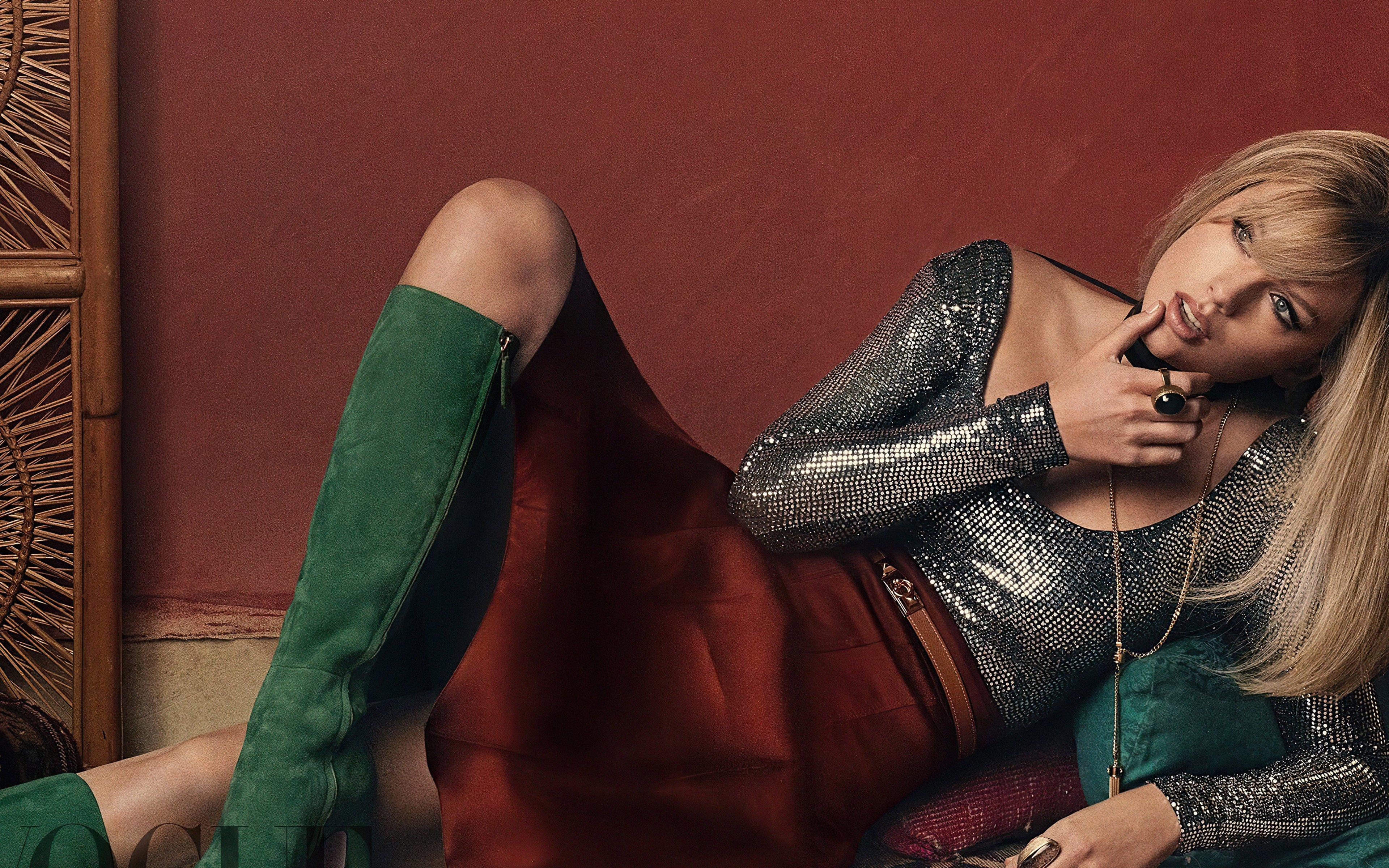Fondos de pantalla Taylor Swift para Vogue