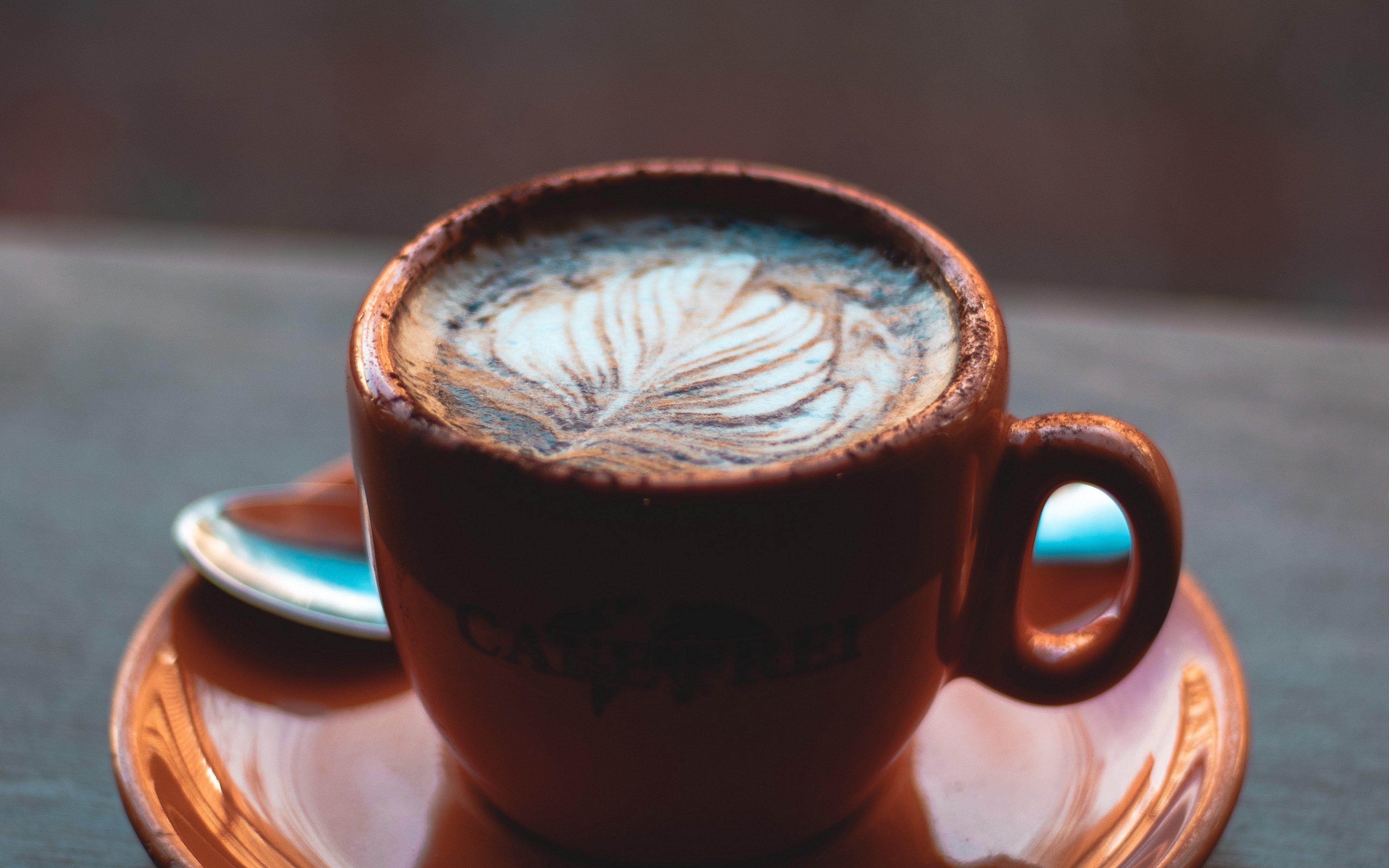 Fondos de pantalla Taza de café