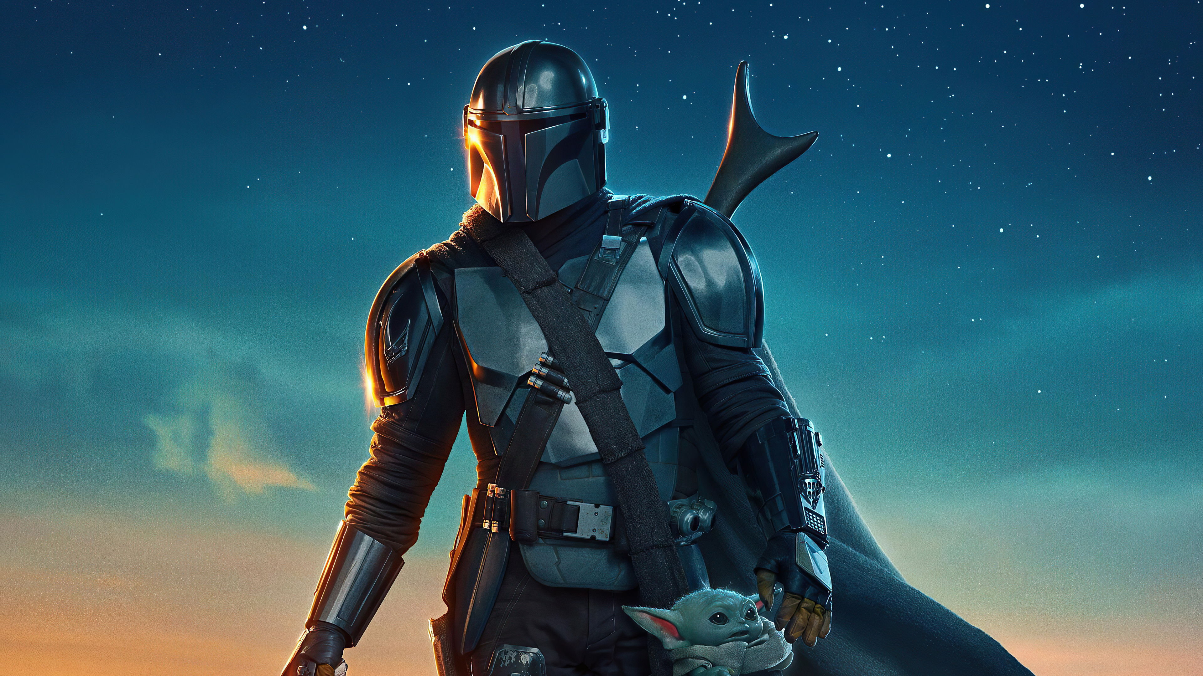 The Mandalorian Season 2 Wallpaper 4k Ultra Hd Id 6319
