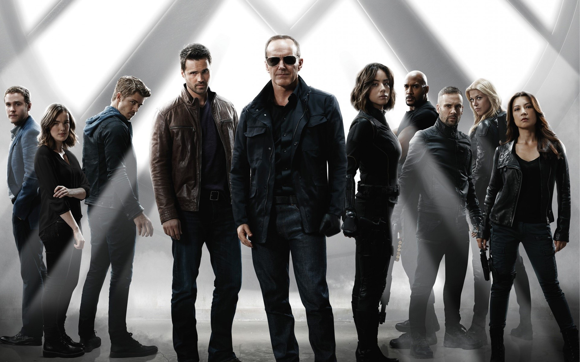 Wallpaper Season 3 of Agents Of Shield