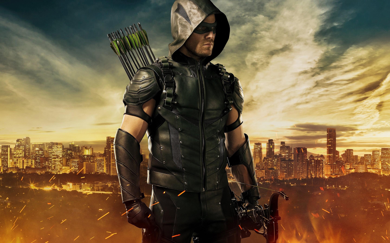 Wallpaper Season 4 of Arrow