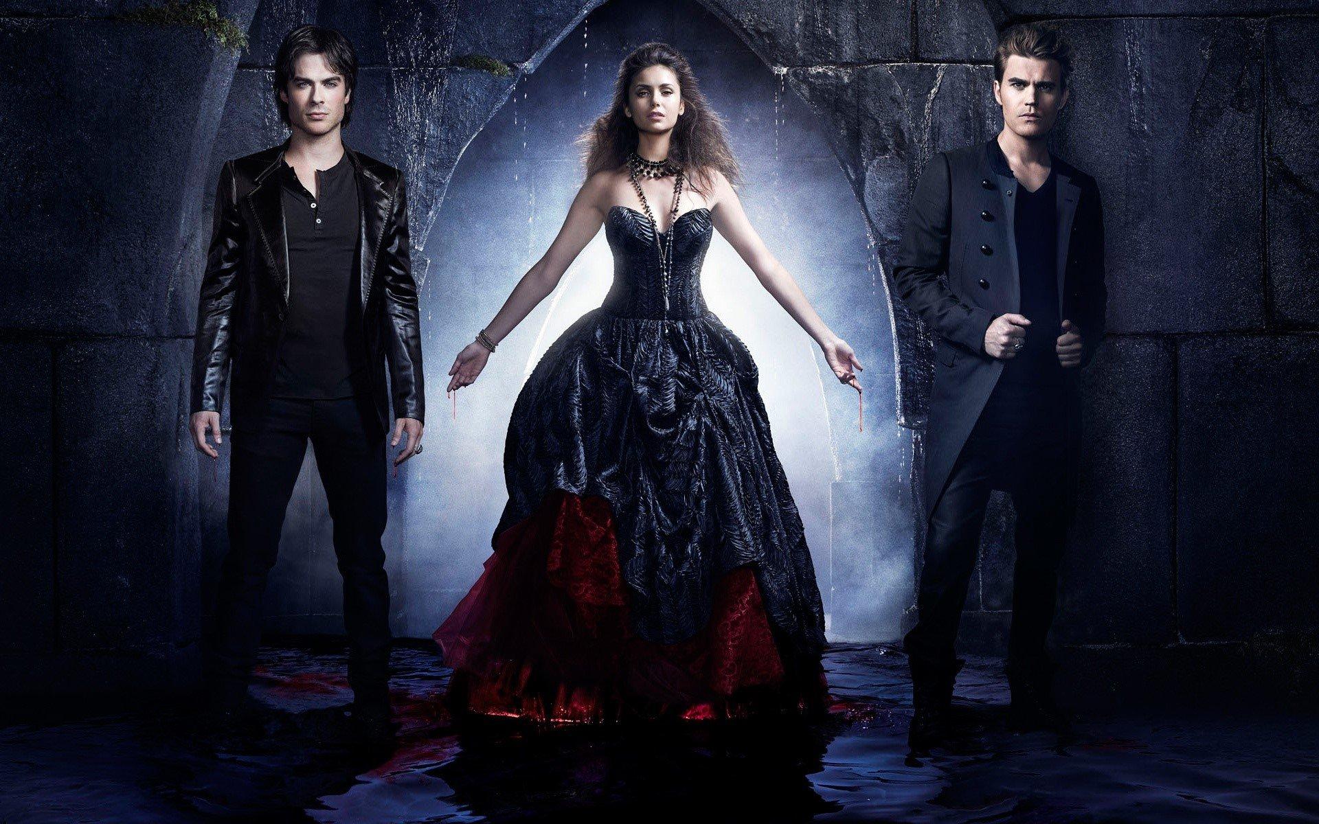 Fondo de pantalla de Temporada 4 de Vampire Diaries Imágenes