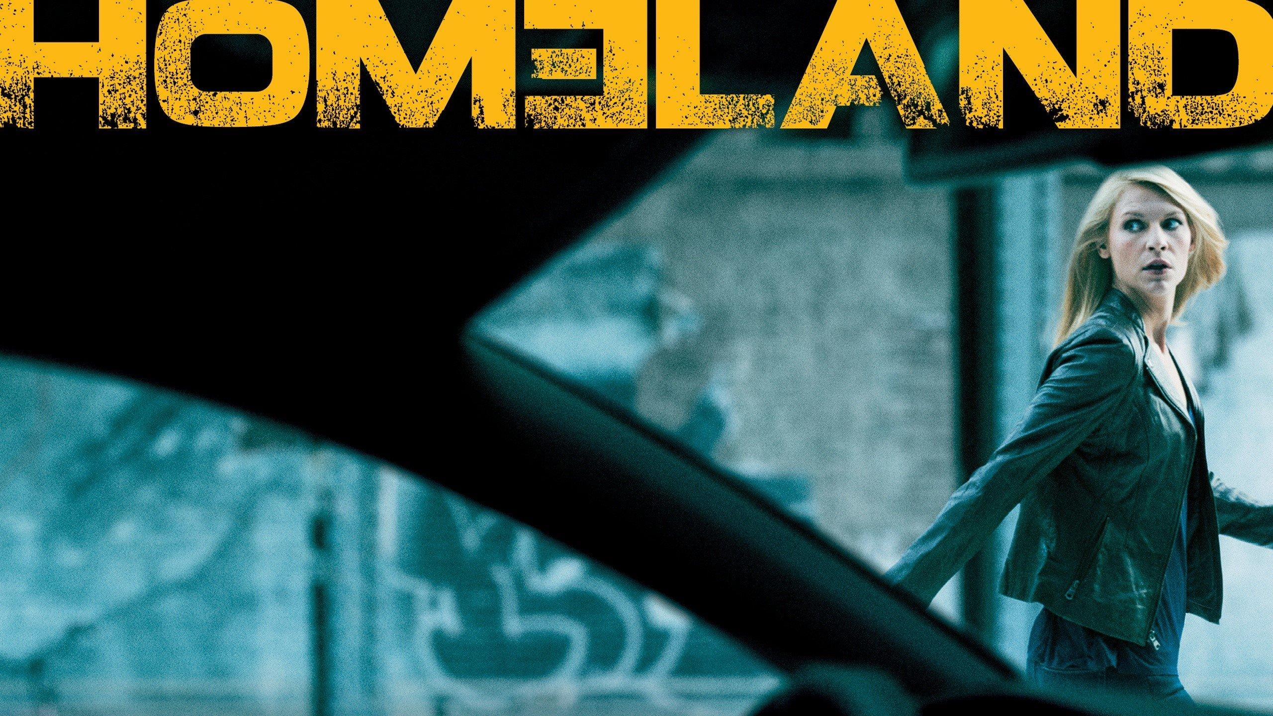 Wallpaper Season 5 of Homeland