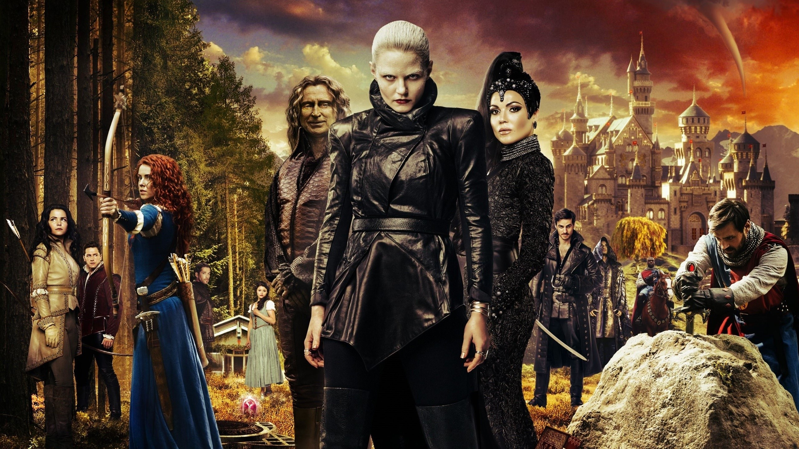 Wallpaper Season 5 of Once upon a time