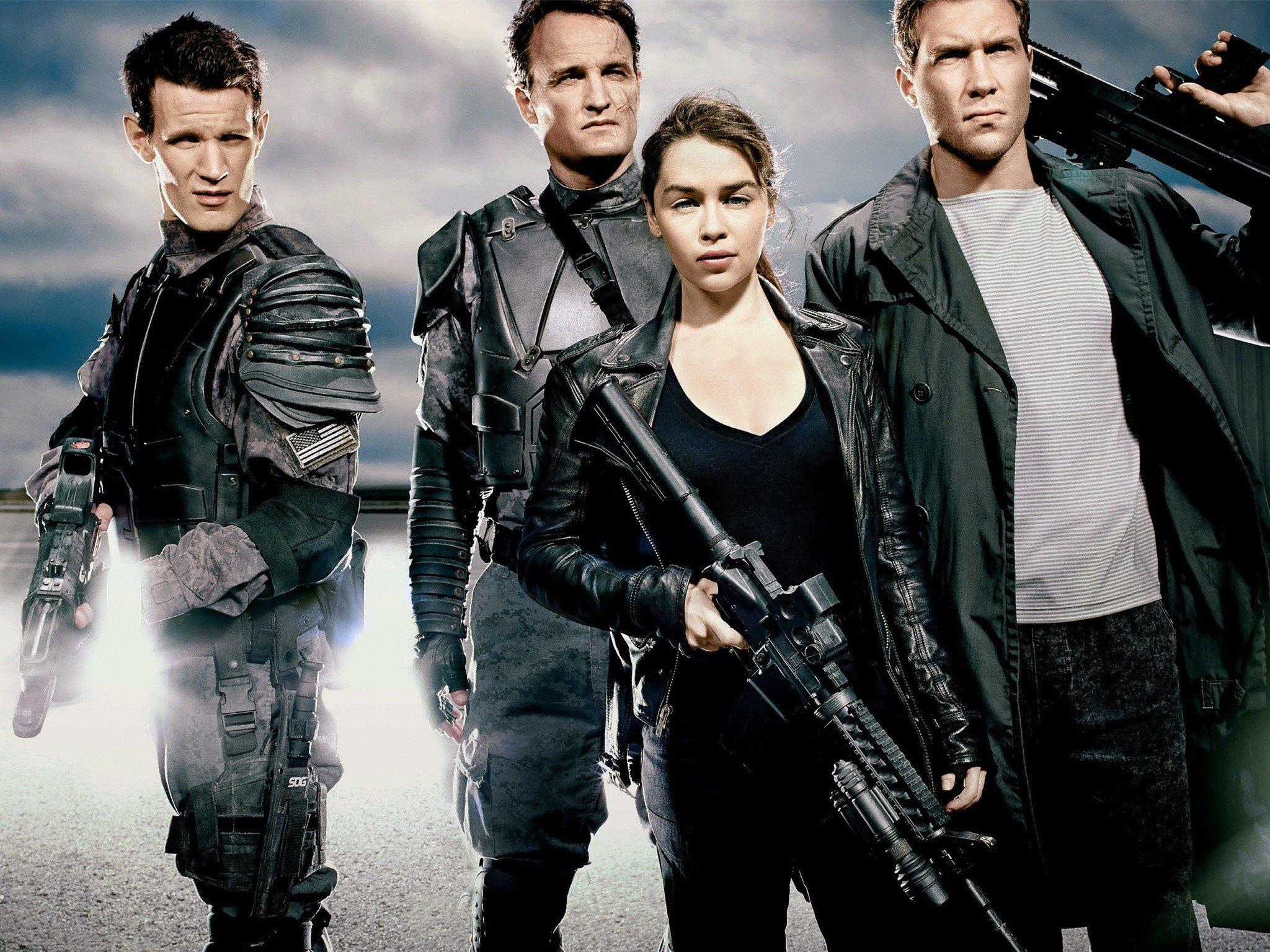 Fondos de pantalla Terminator: Genesis