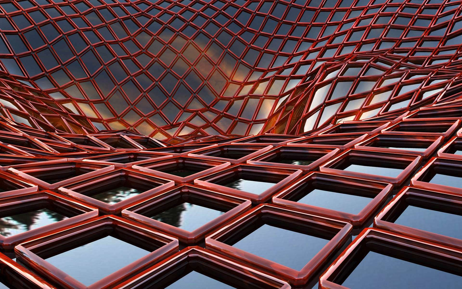 Fondos de pantalla Textura en 3D