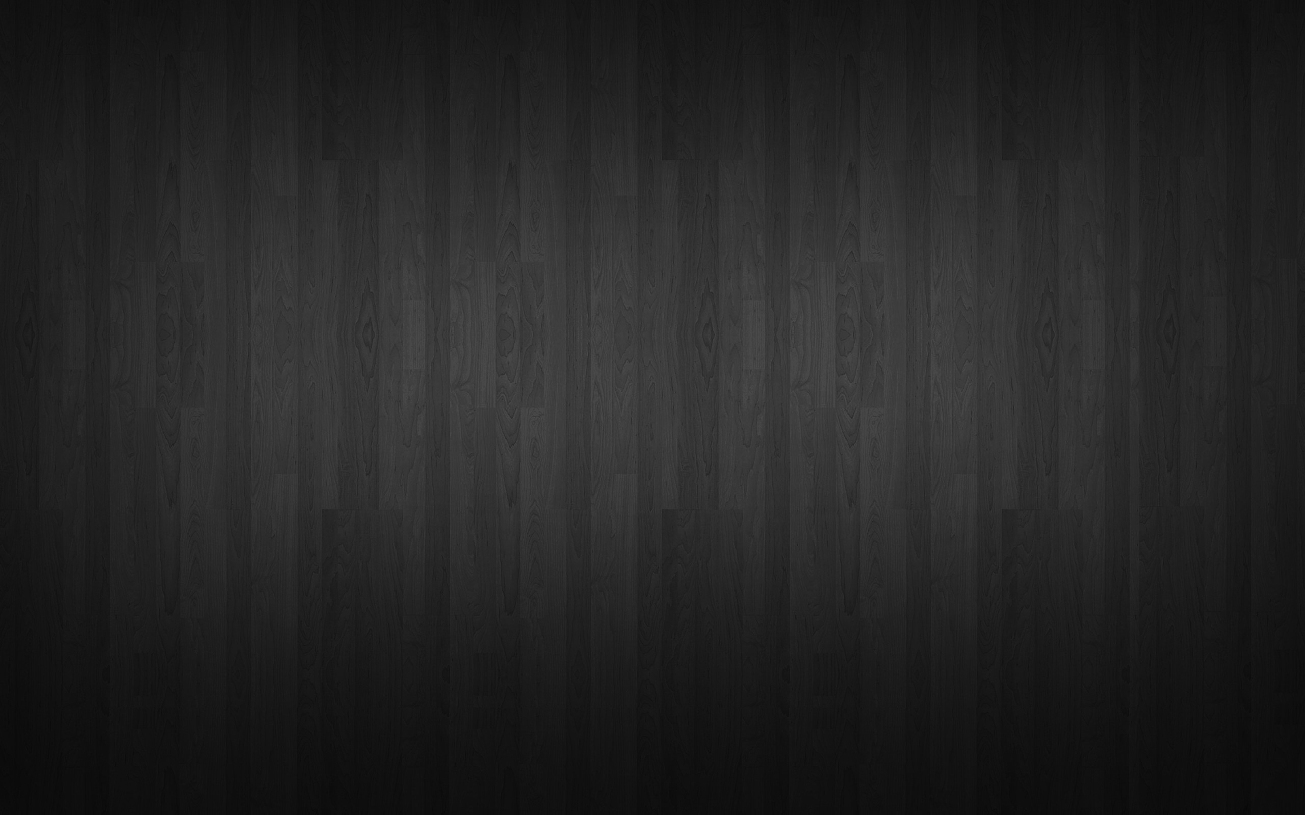 Wallpaper Wood texture in black