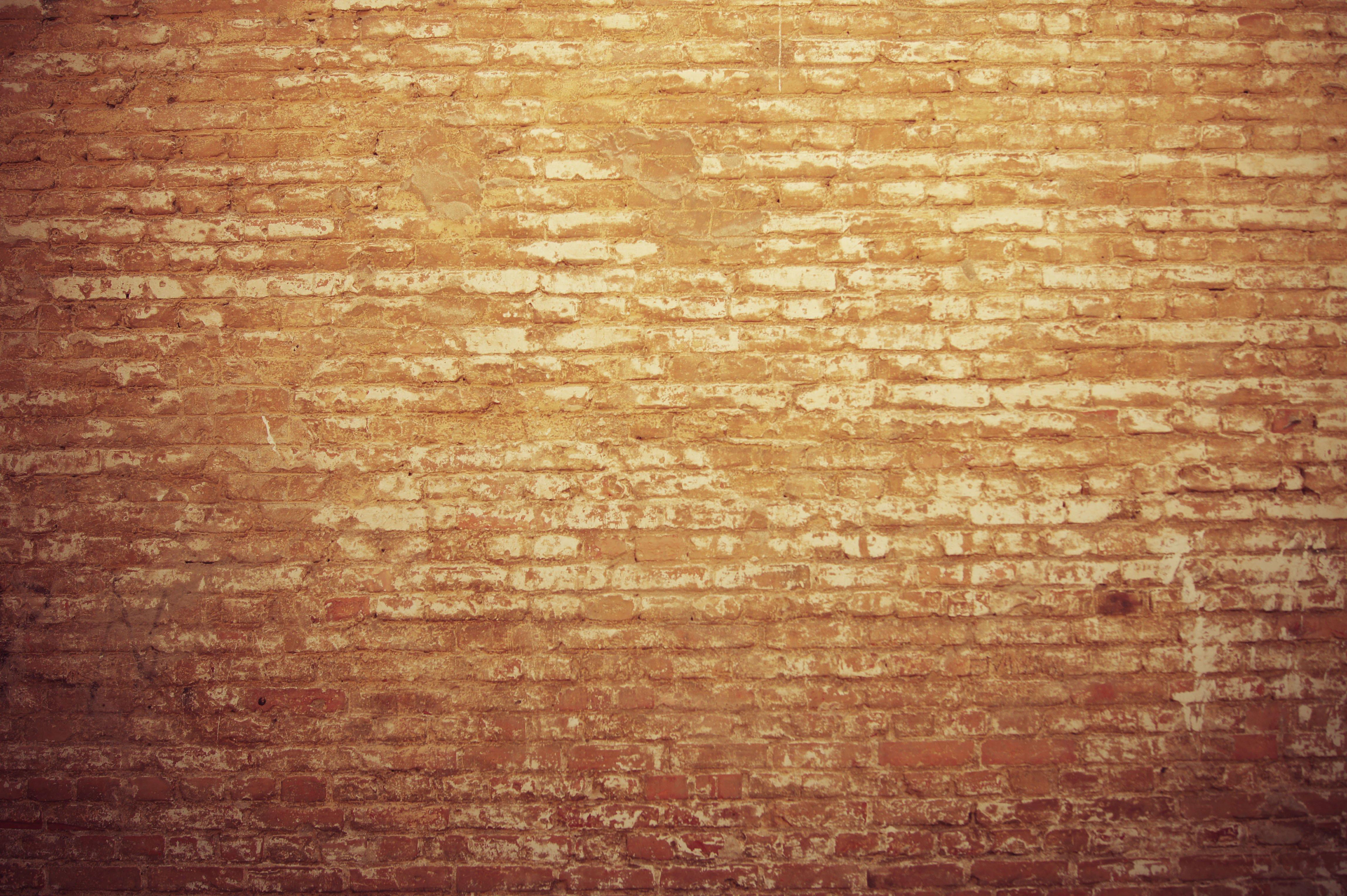 Fondos de pantalla Textura pared de ladrillos
