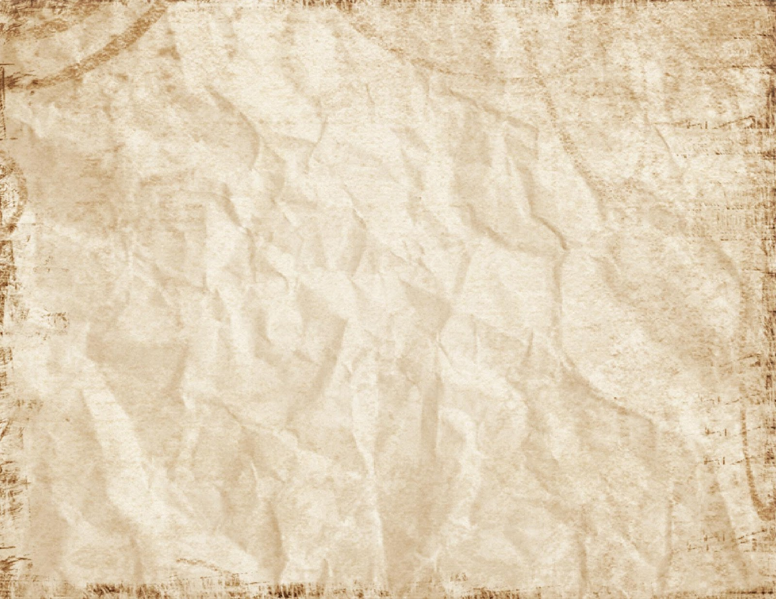 Wallpaper Old texture crumpled brown paper
