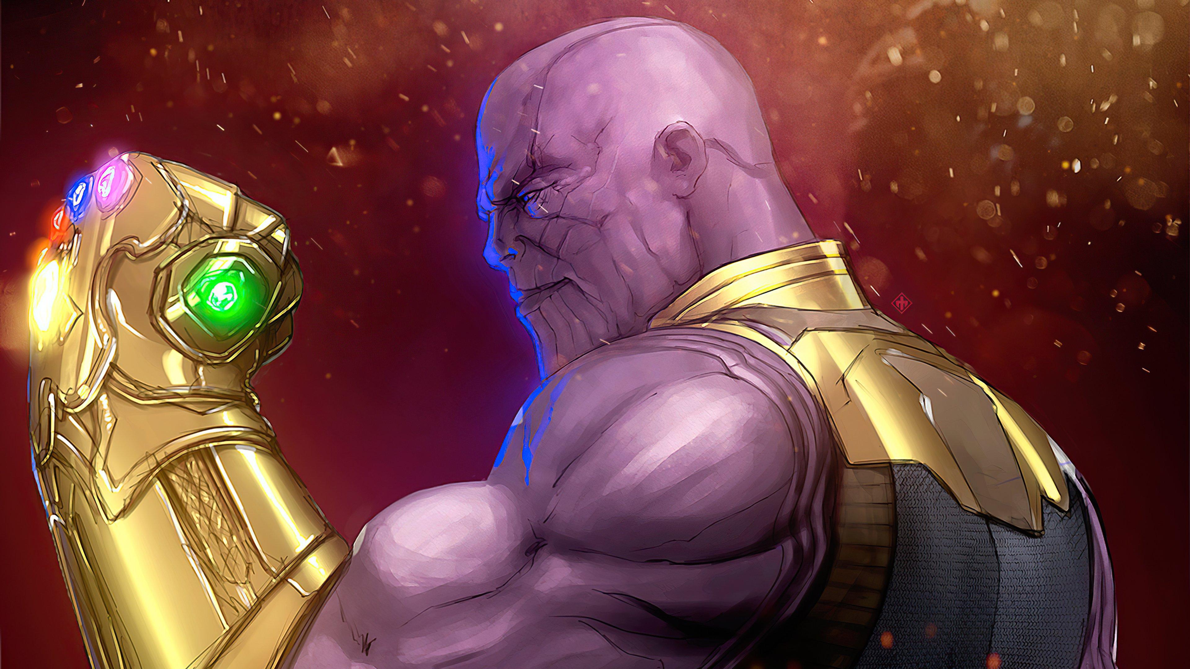Fondos de pantalla Thanos 2020