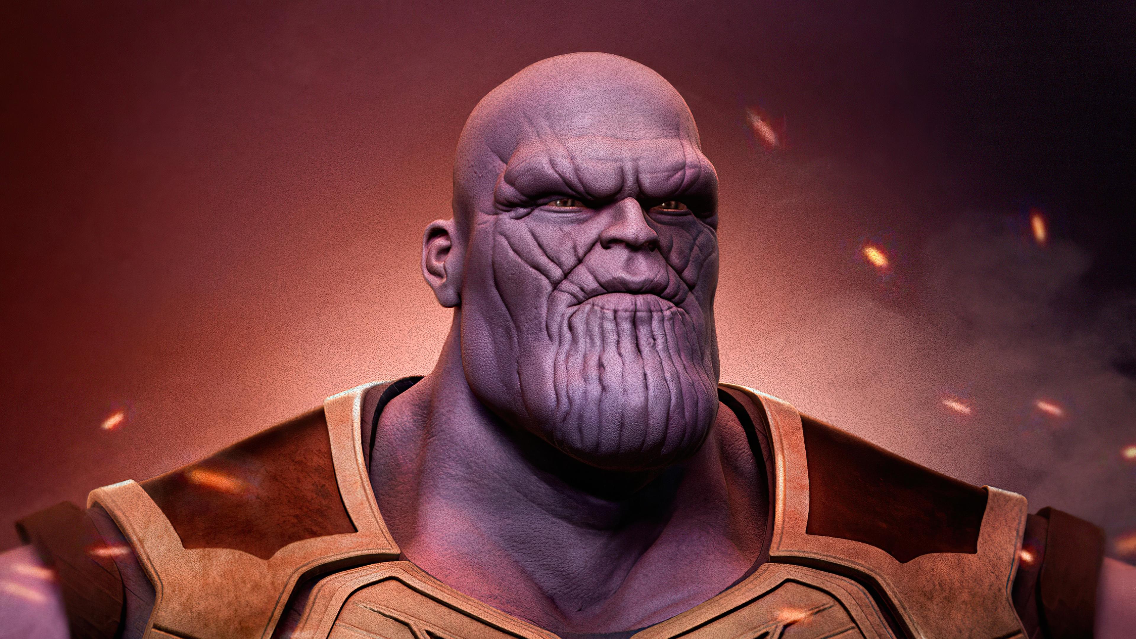 Fondos de pantalla Thanos Fanart 2021