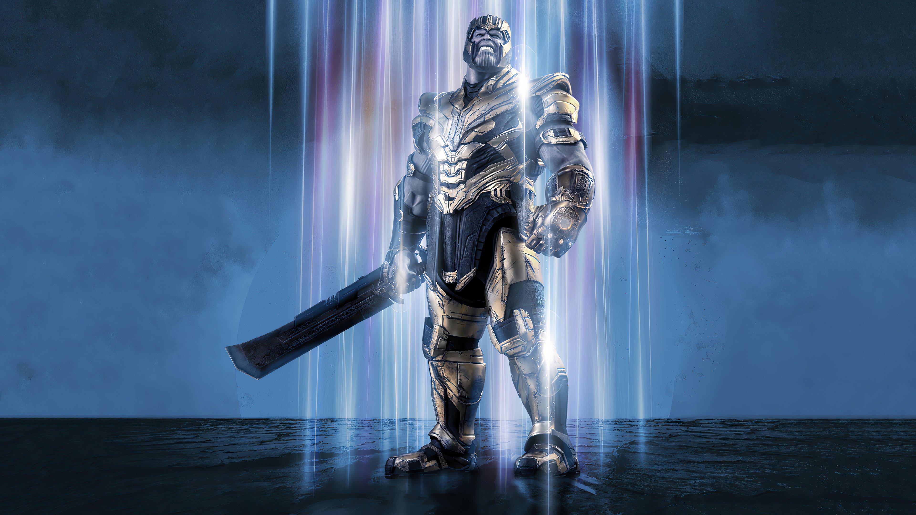 Fondos de pantalla Thanos Soy inevitable