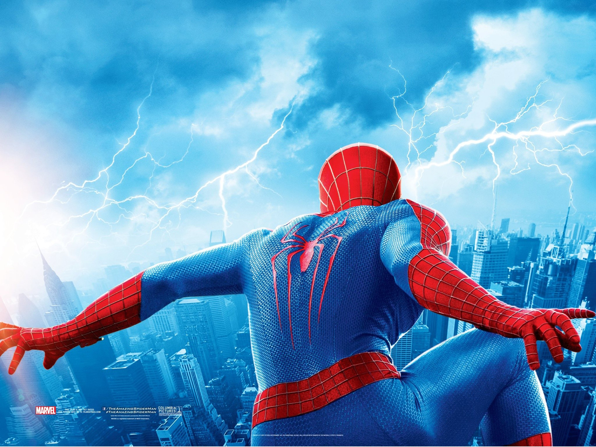 Wallpaper The amazing spider man 2