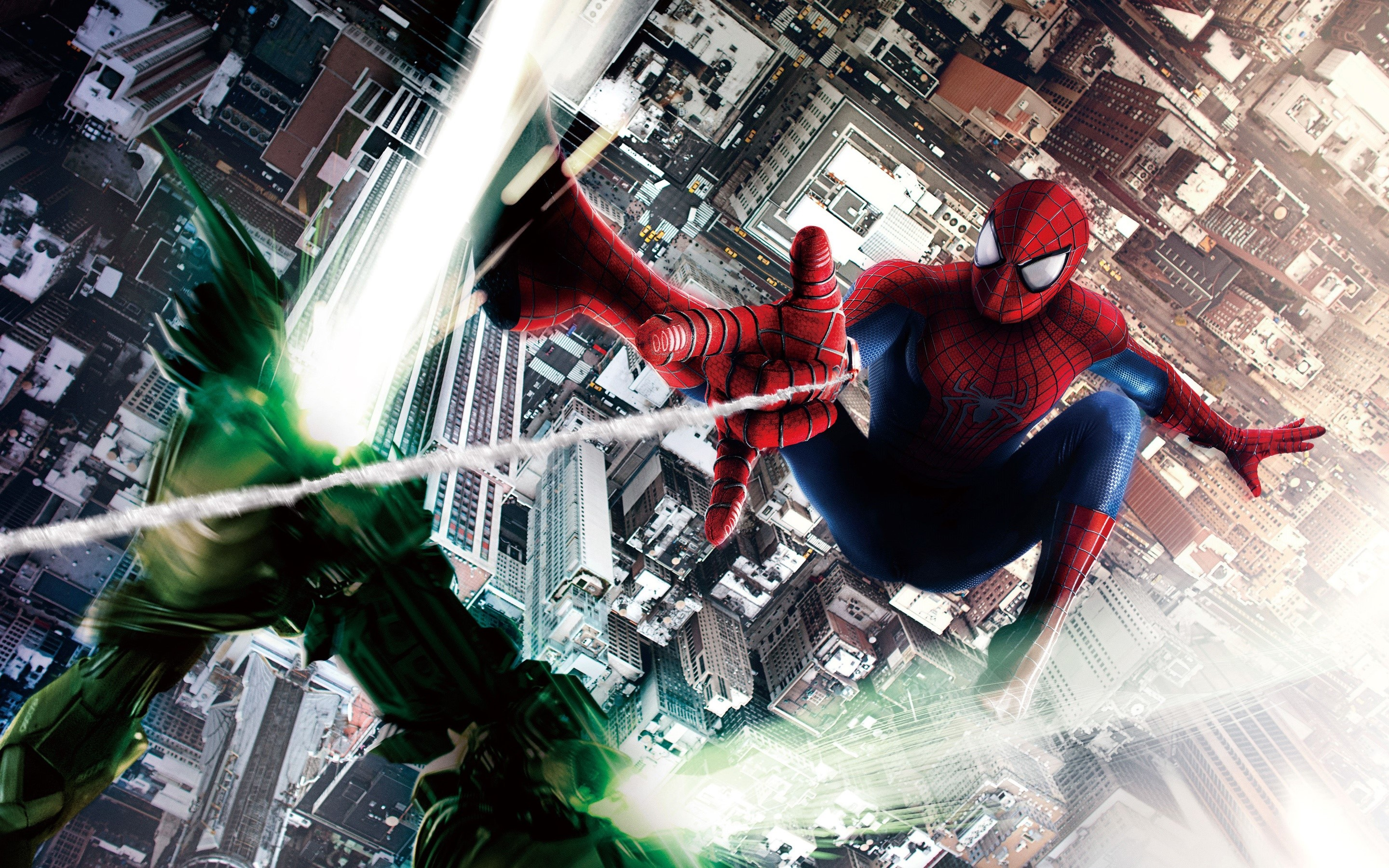 Fondos de pantalla The amazing spider man