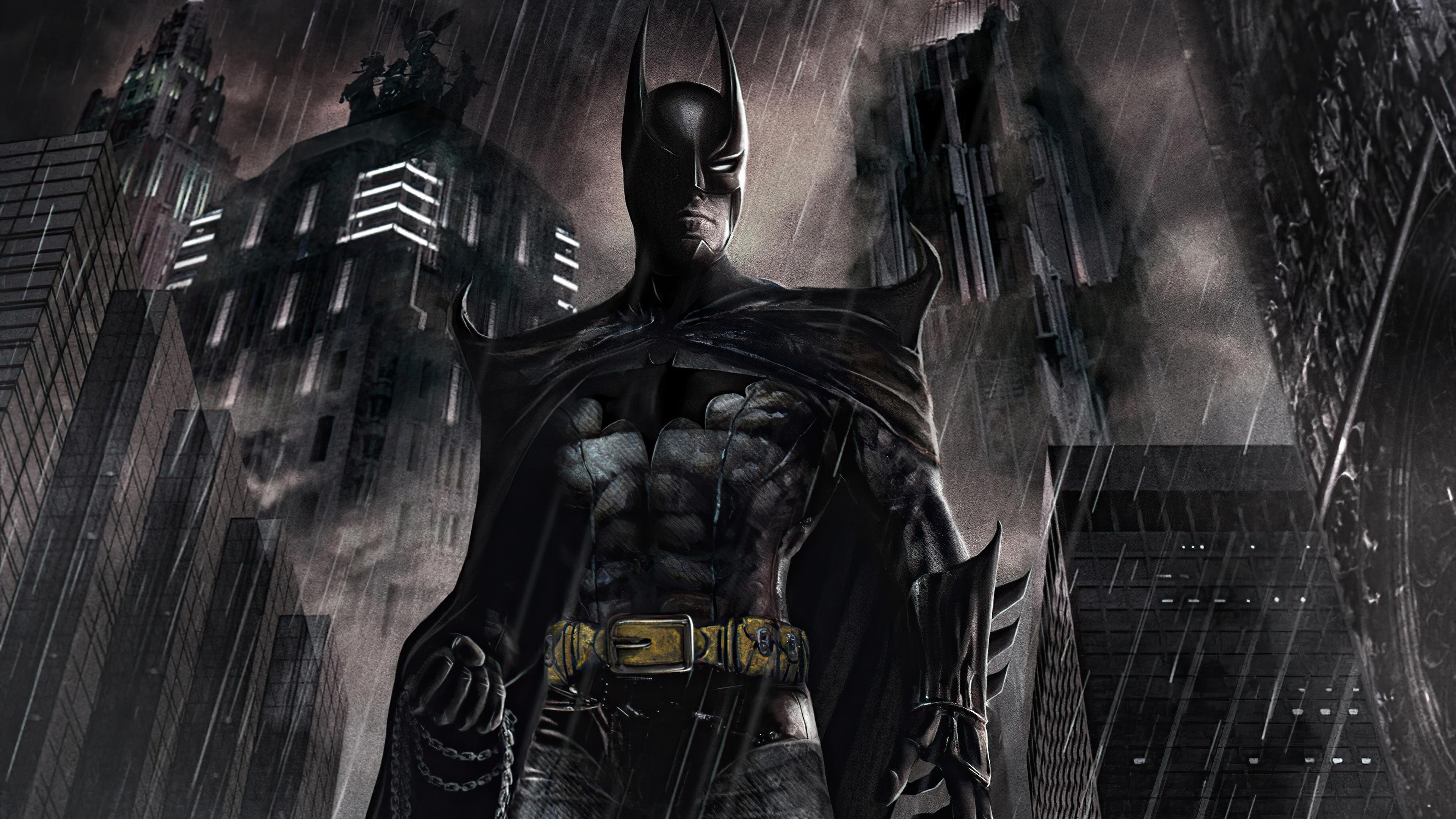 Fondos de pantalla The Batman Concepto Oscuro