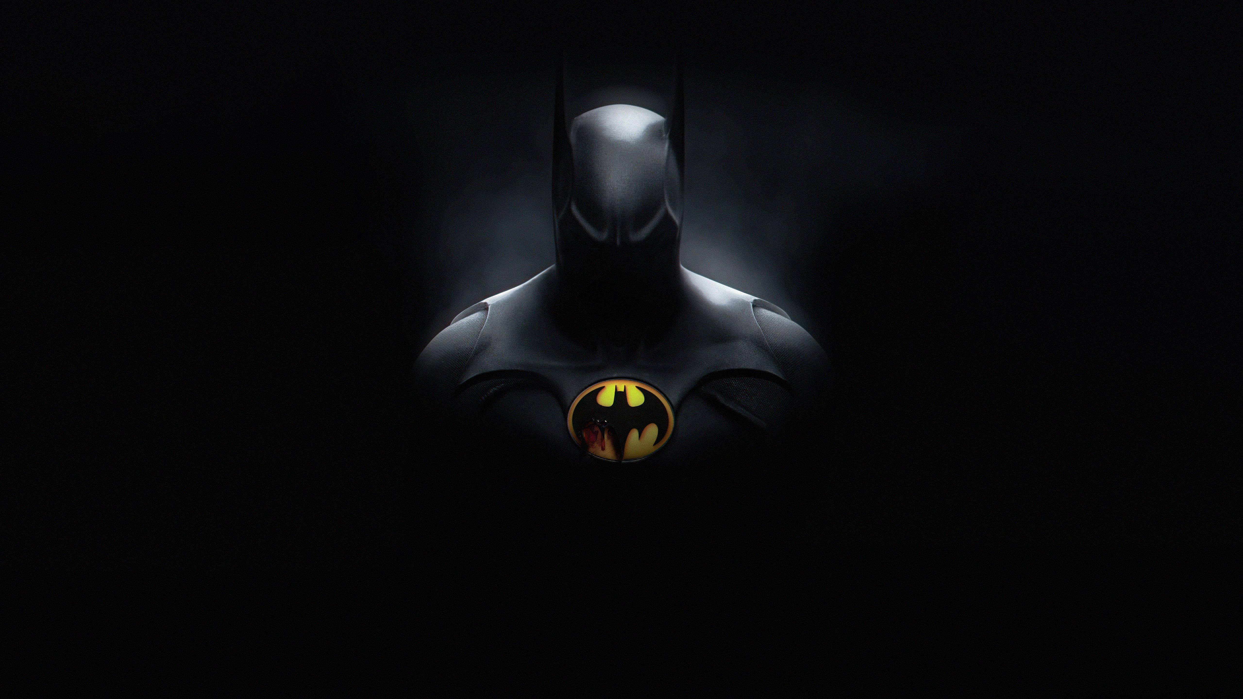 Wallpaper The Batman Dark Returns