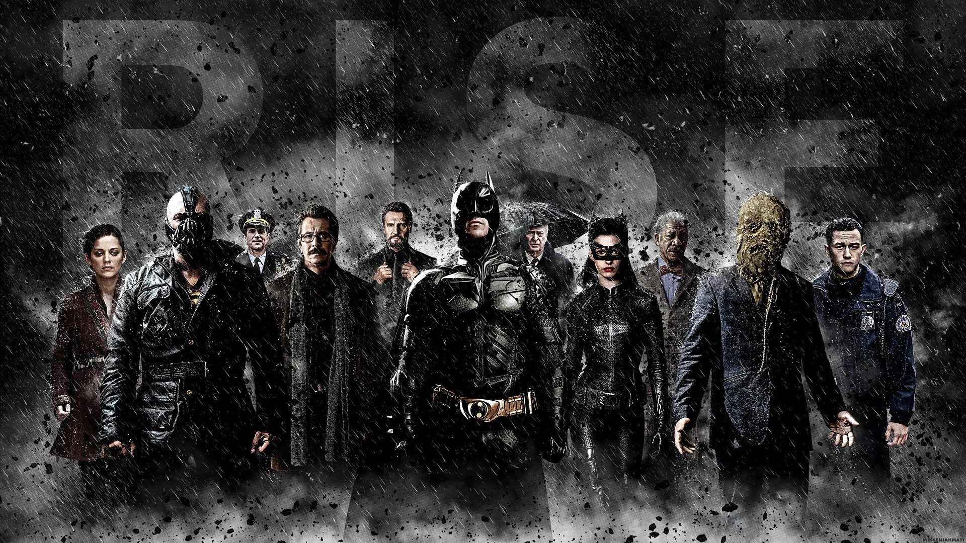 Wallpaper The Dark Knight Rises Images