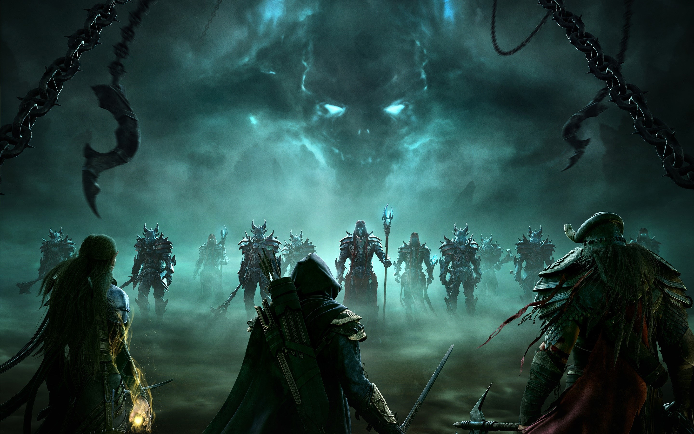 Fondos de pantalla The Elder Scrolls en linea