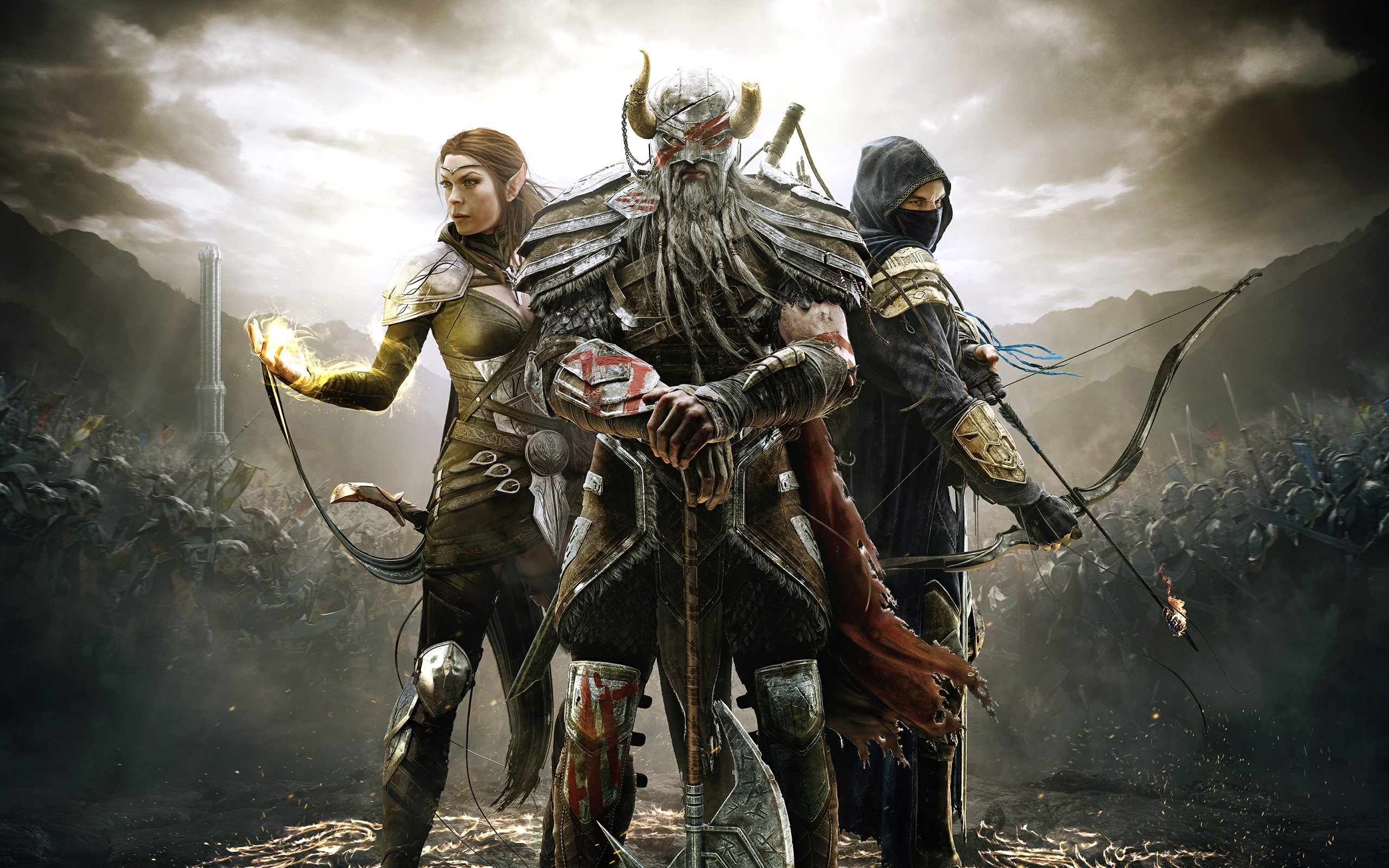 Fondos de pantalla The Elder Scrolls Online Legends
