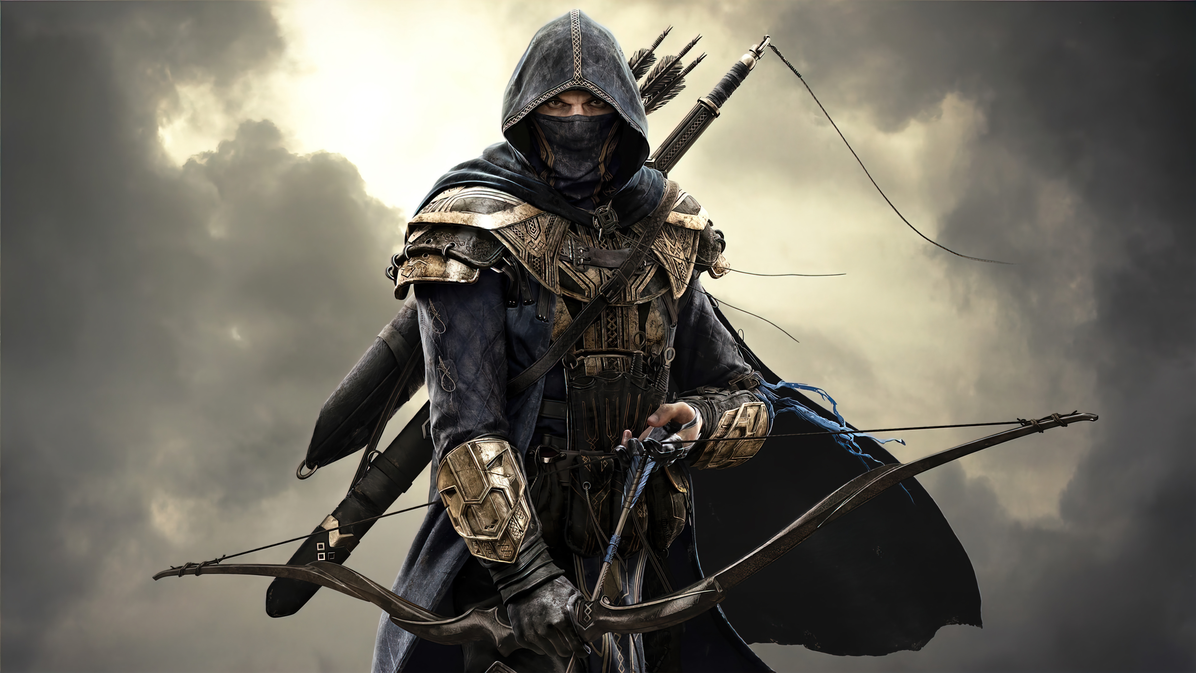 Fondos de pantalla The Elder Scrolls Online Nightblade