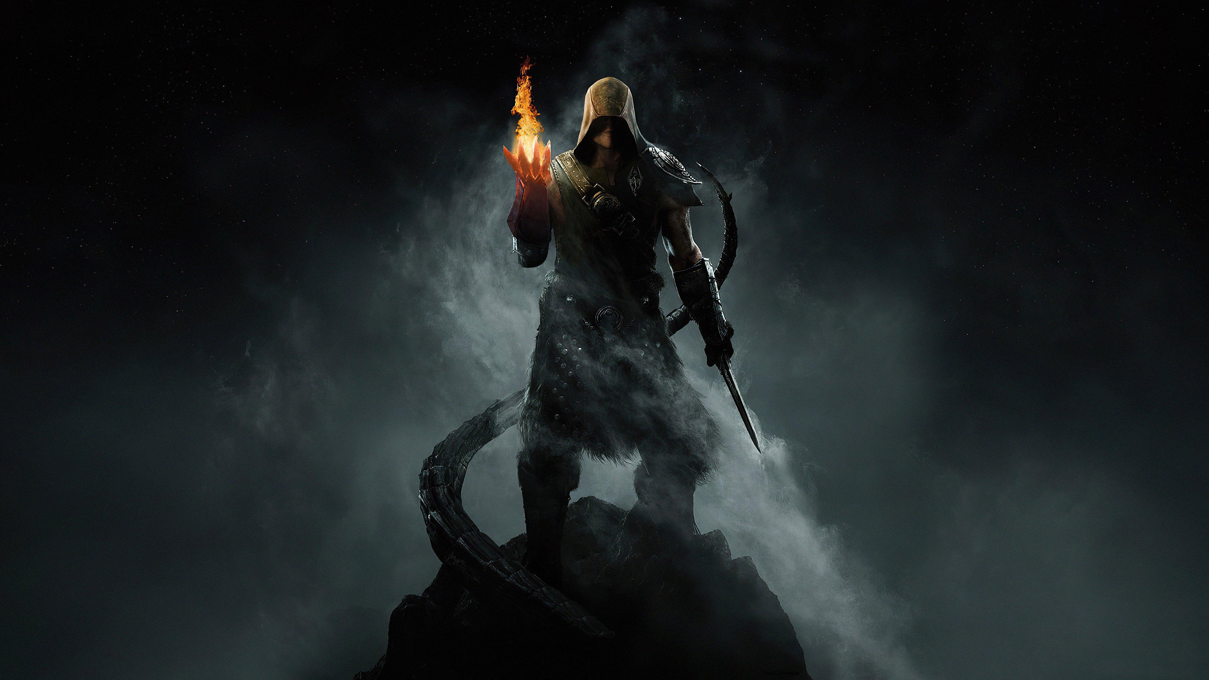 Fondos de pantalla The Elder Scrolls V Skyrim