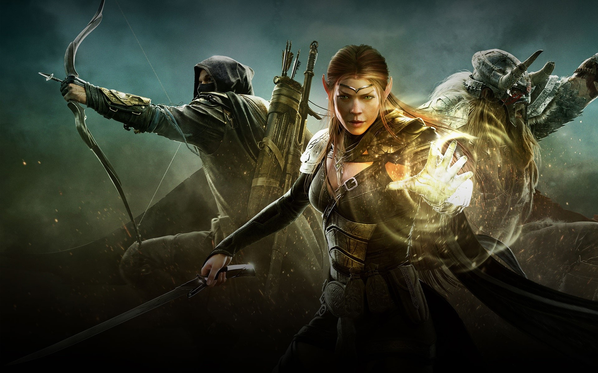 Fondos de pantalla The Elder Scrolls Warriors