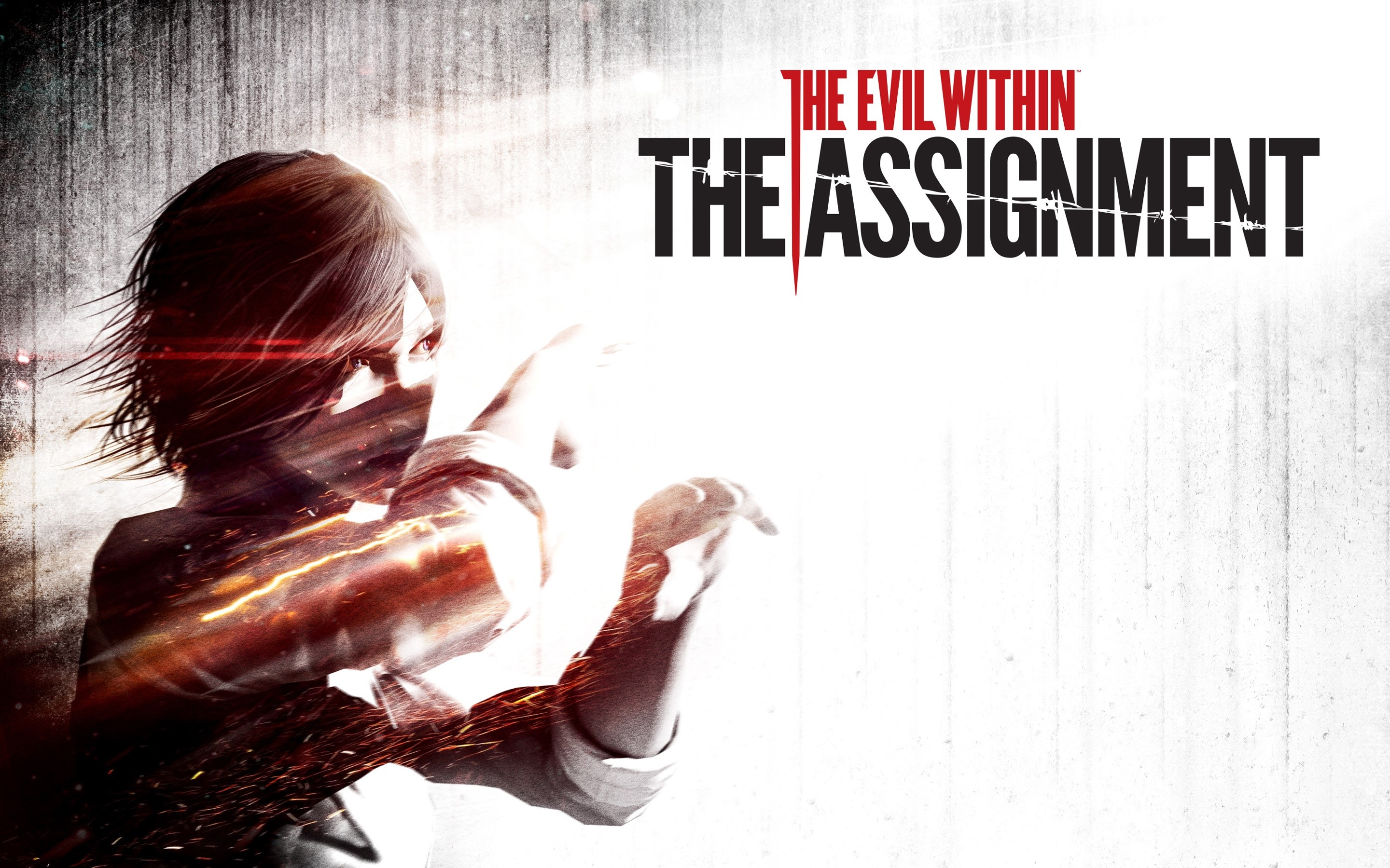 Wallpaper The evil within the assignment