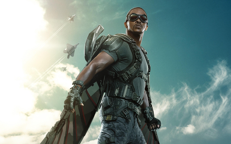 Fondos de pantalla The falcon en Capitain America