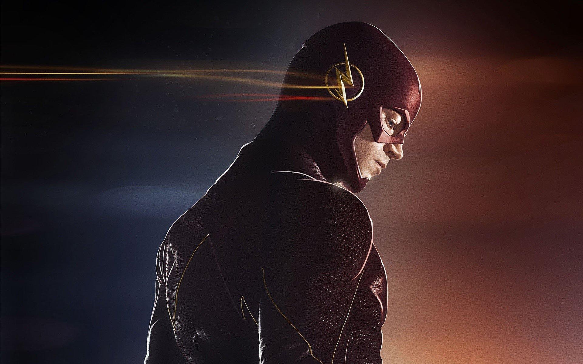Fondos de pantalla The flash