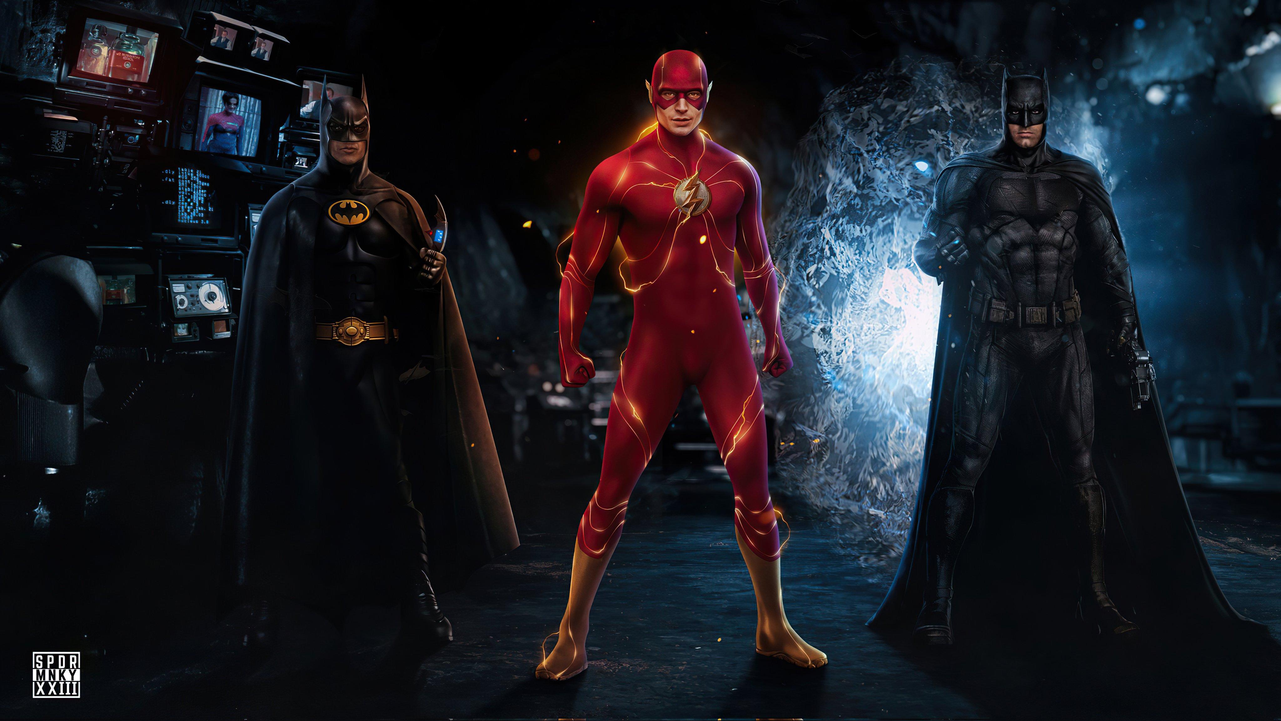 Fondos de pantalla The Flash 2022