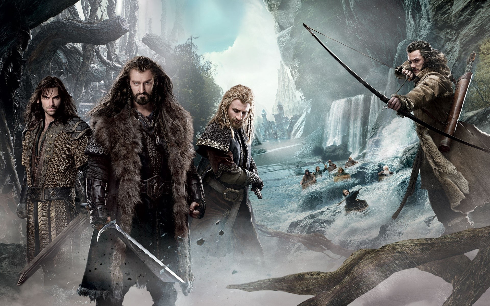 Fondo de pantalla de The hobbit 2 Imágenes
