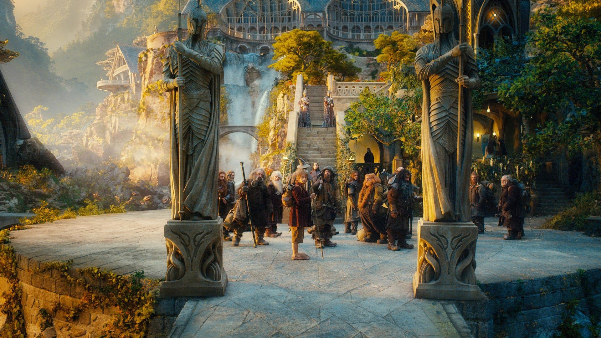 Fondos de pantalla The hobbit An unexpected Journey