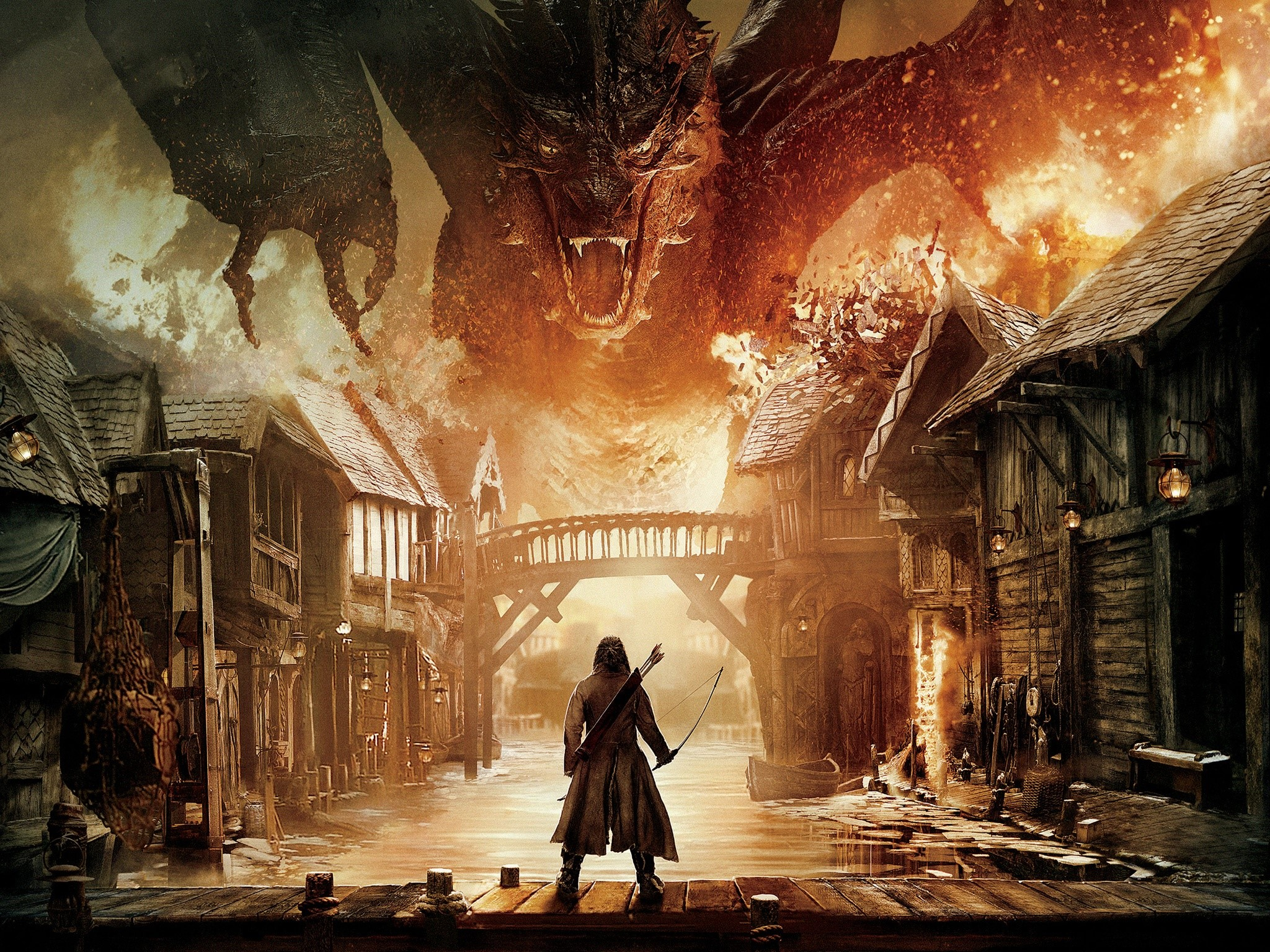 Fondos de pantalla The hobbit The battle of the five armies