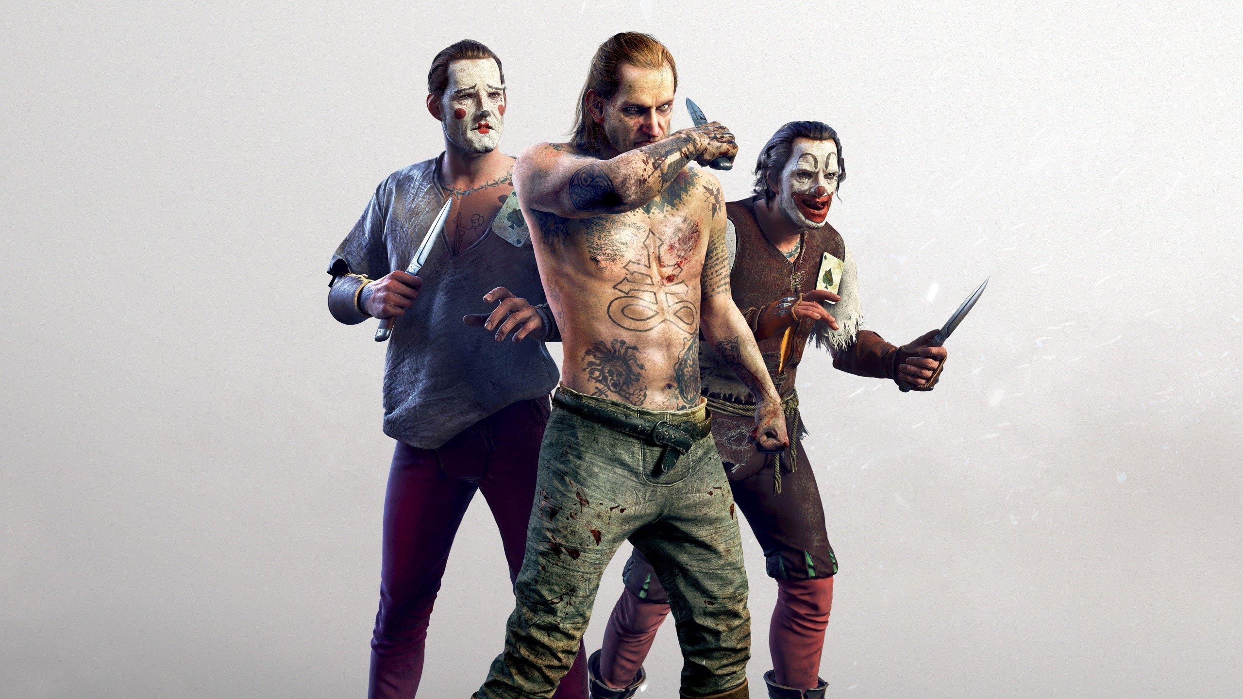Fondos de pantalla The Joker de The witcher 3 Winter Hunt