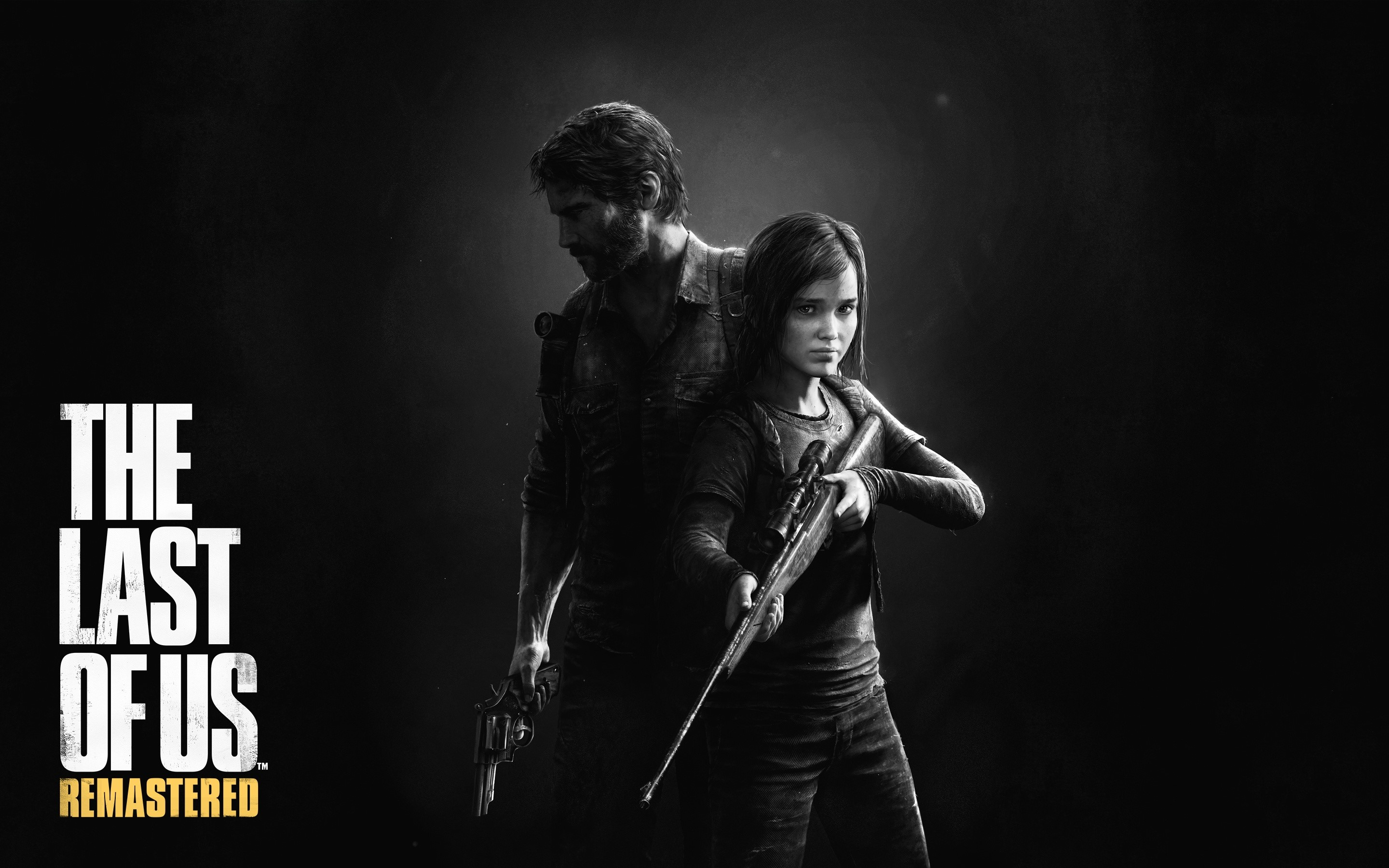 Fondos de pantalla The last of us remasterizado